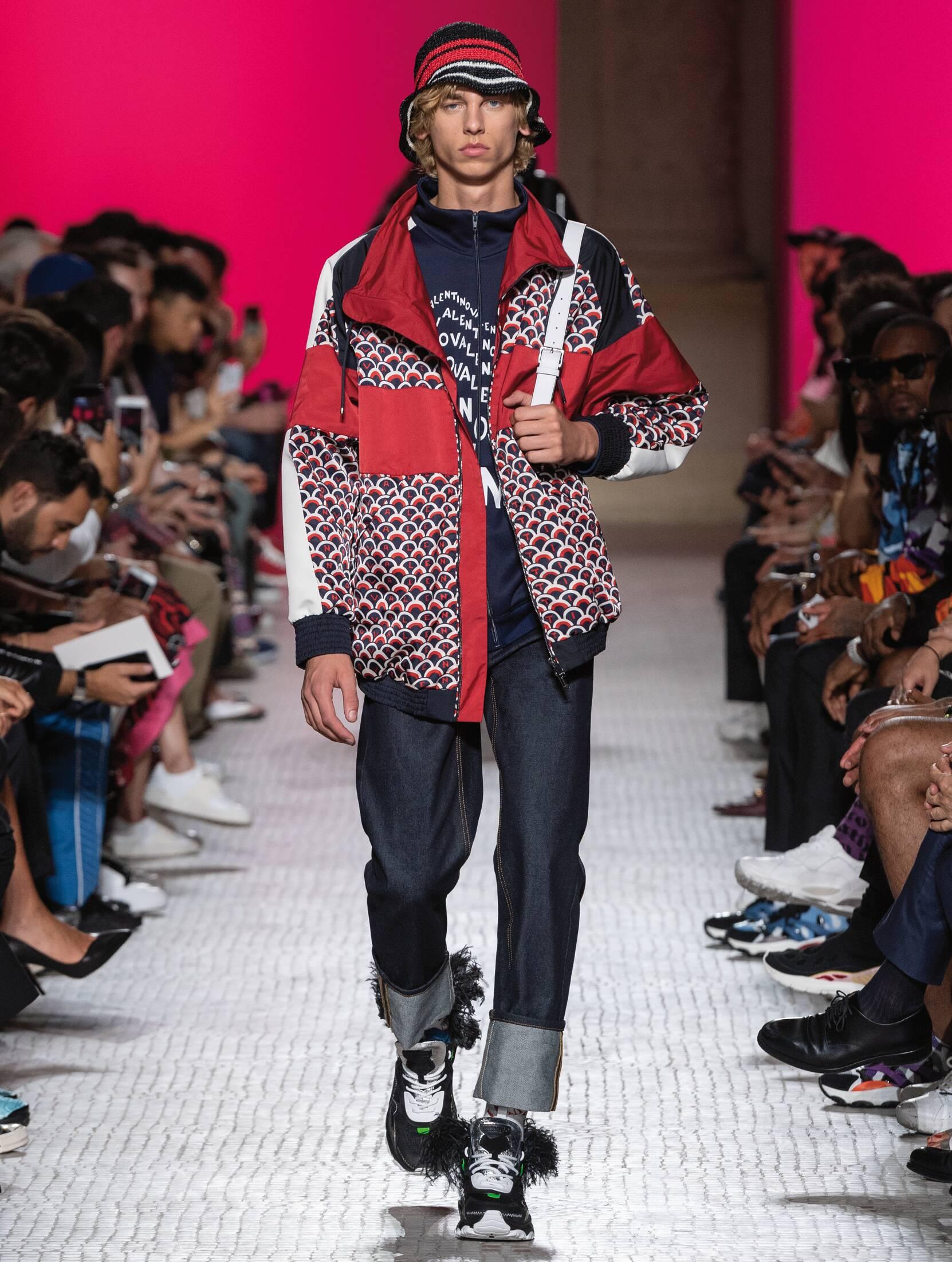 Valentino 2019 Paris Trends