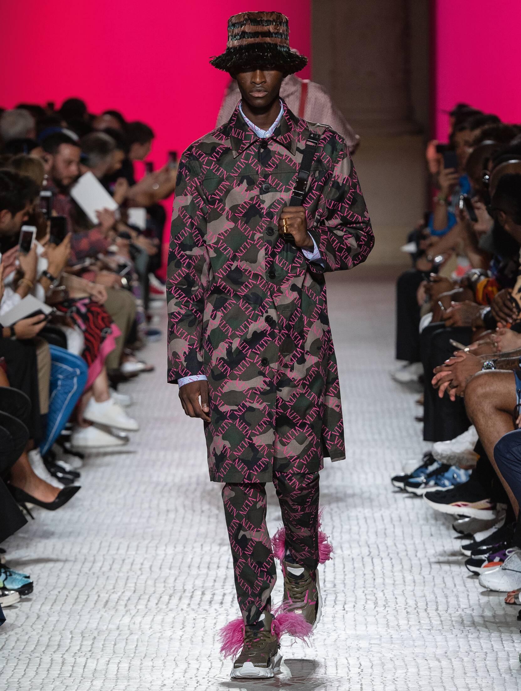 Valentino Fashion Show SS 2019
