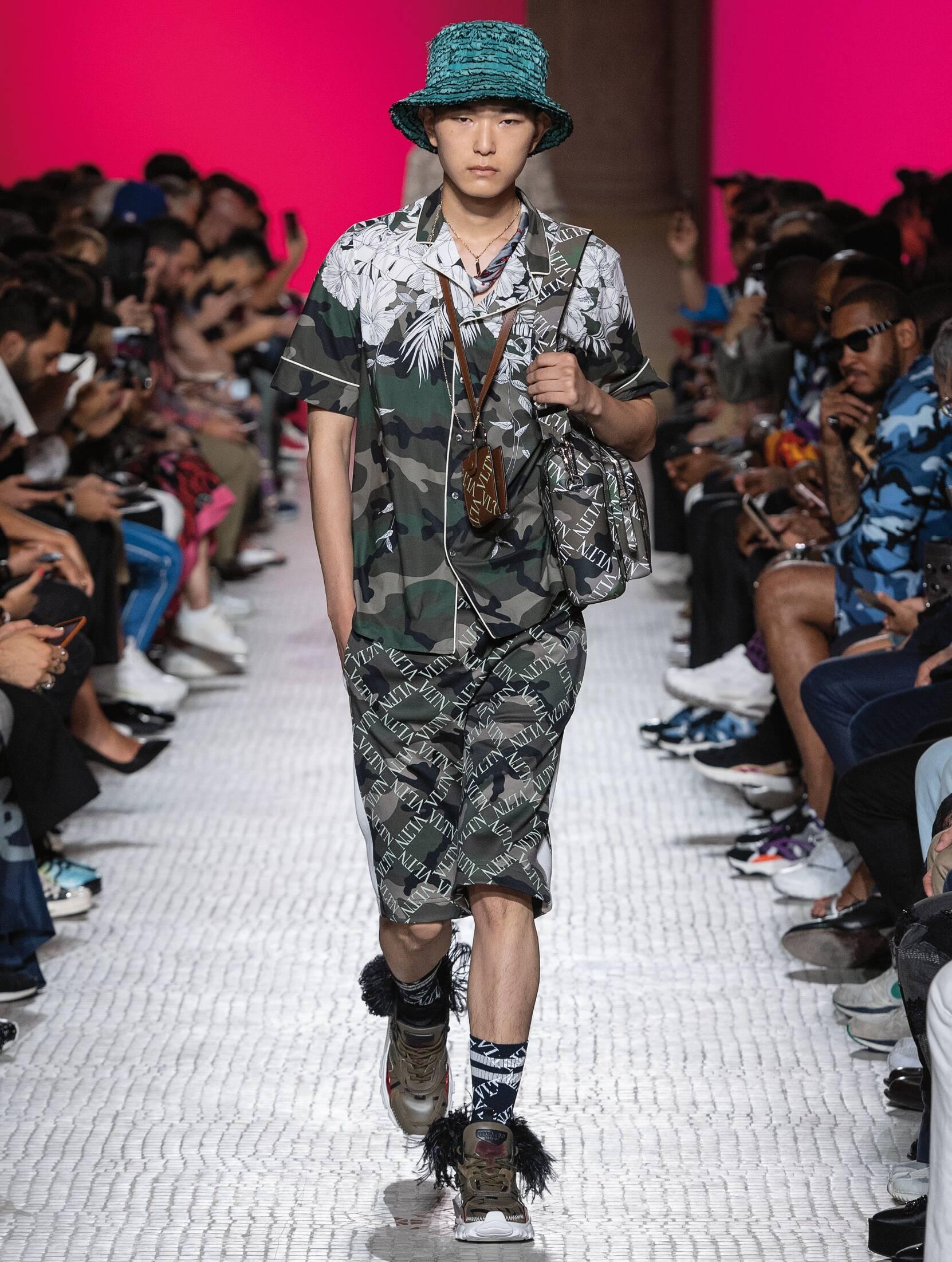 Valentino Men's Collection 2019