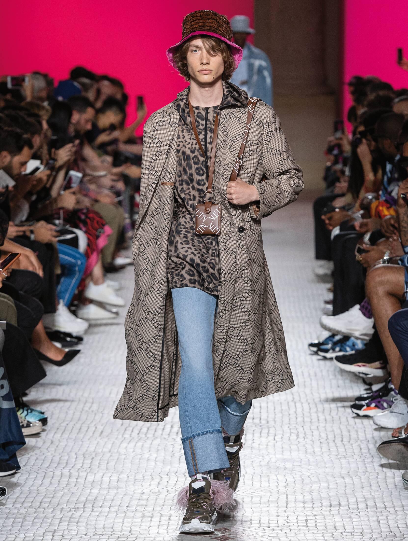 Valentino SS 2019 Menswear