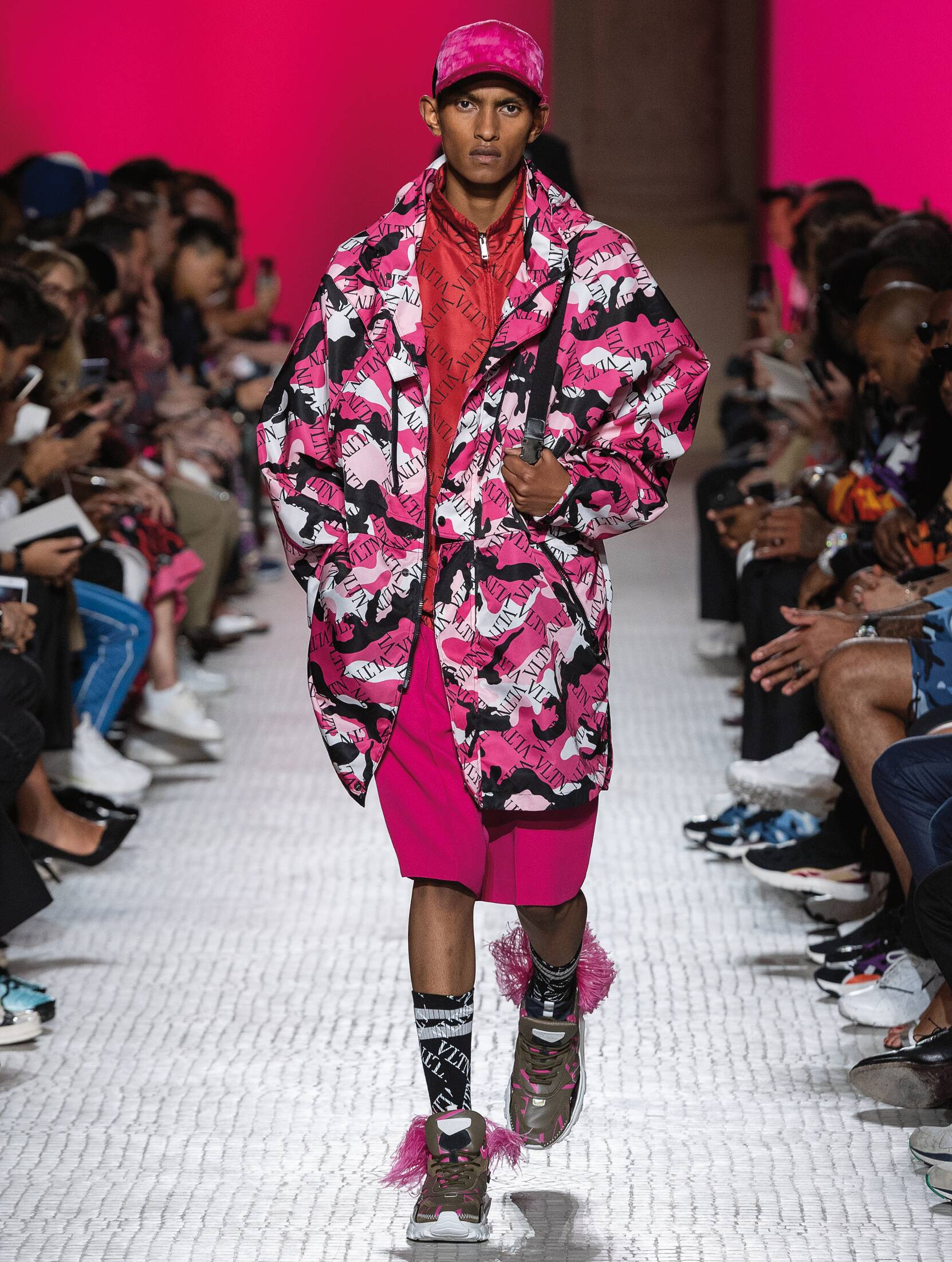 Valentino Spring Summer 2019 Mens Collection Paris Fashion Week