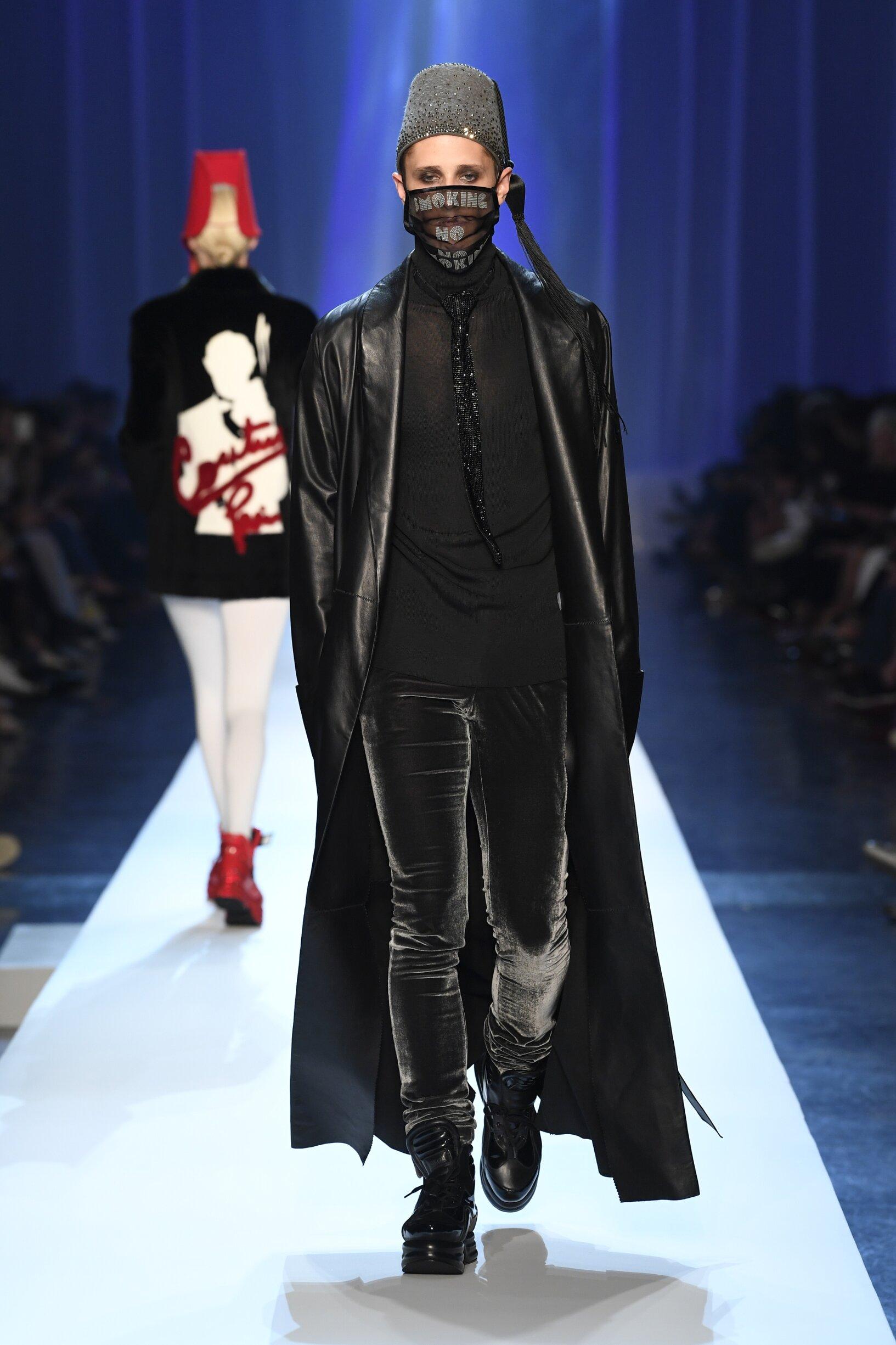 Winter 2018 Fashion Trends Jean-Paul Gaultier Haute Couture