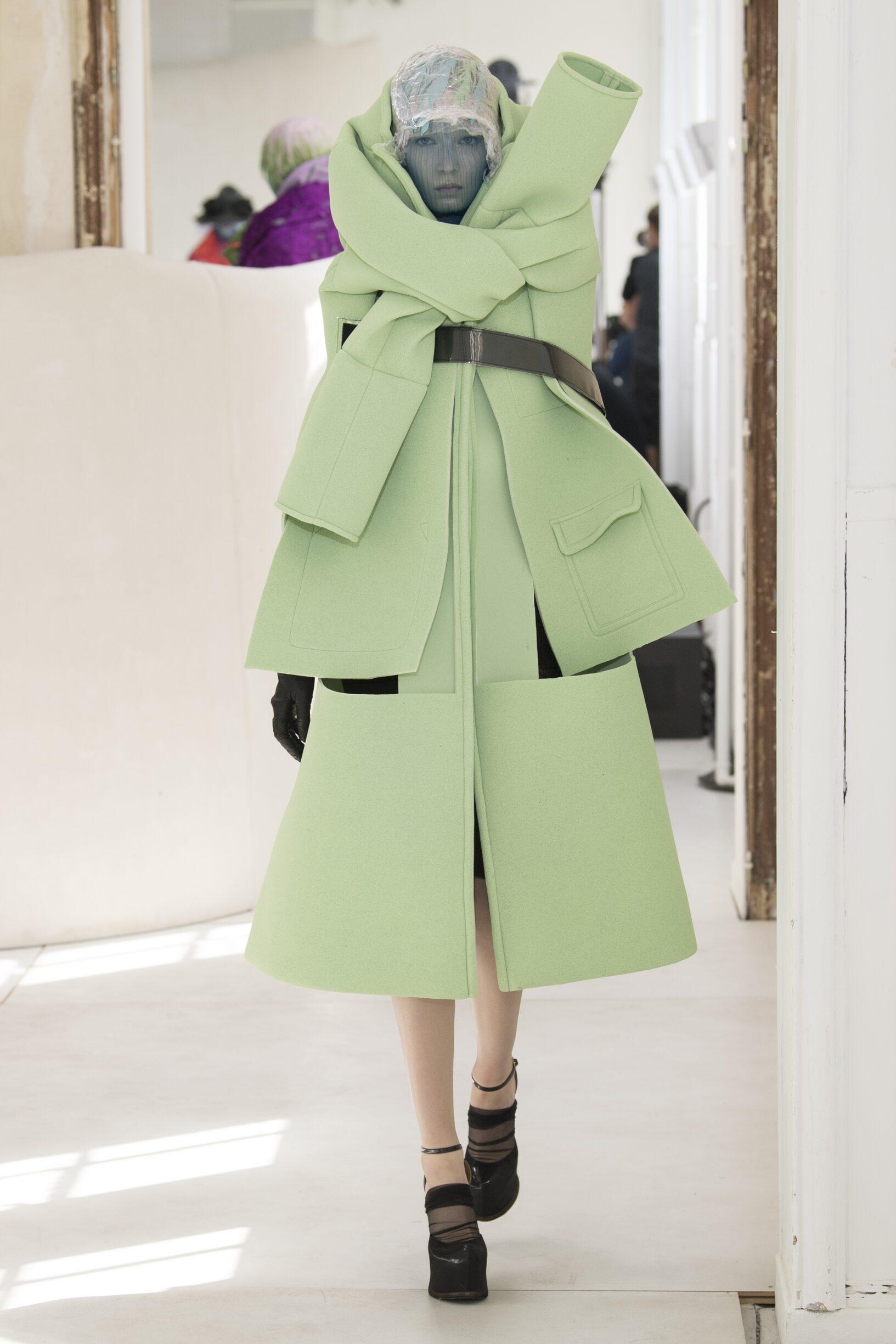 Winter 2018 Fashion Trends Maison Margiela Artisanal