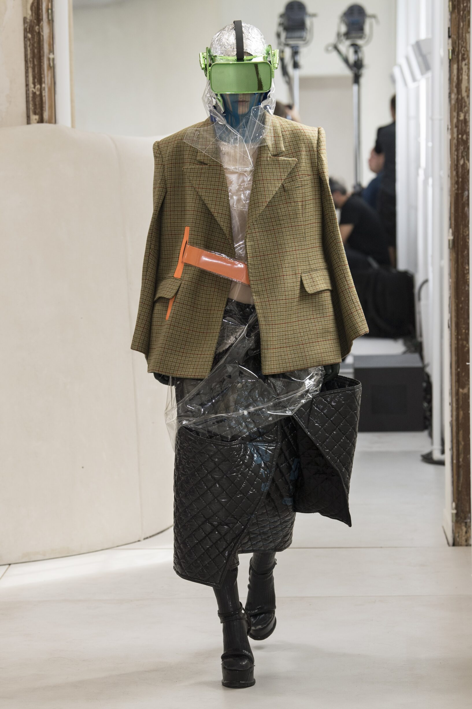 Winter 2018 Woman Trends Maison Margiela Artisanal