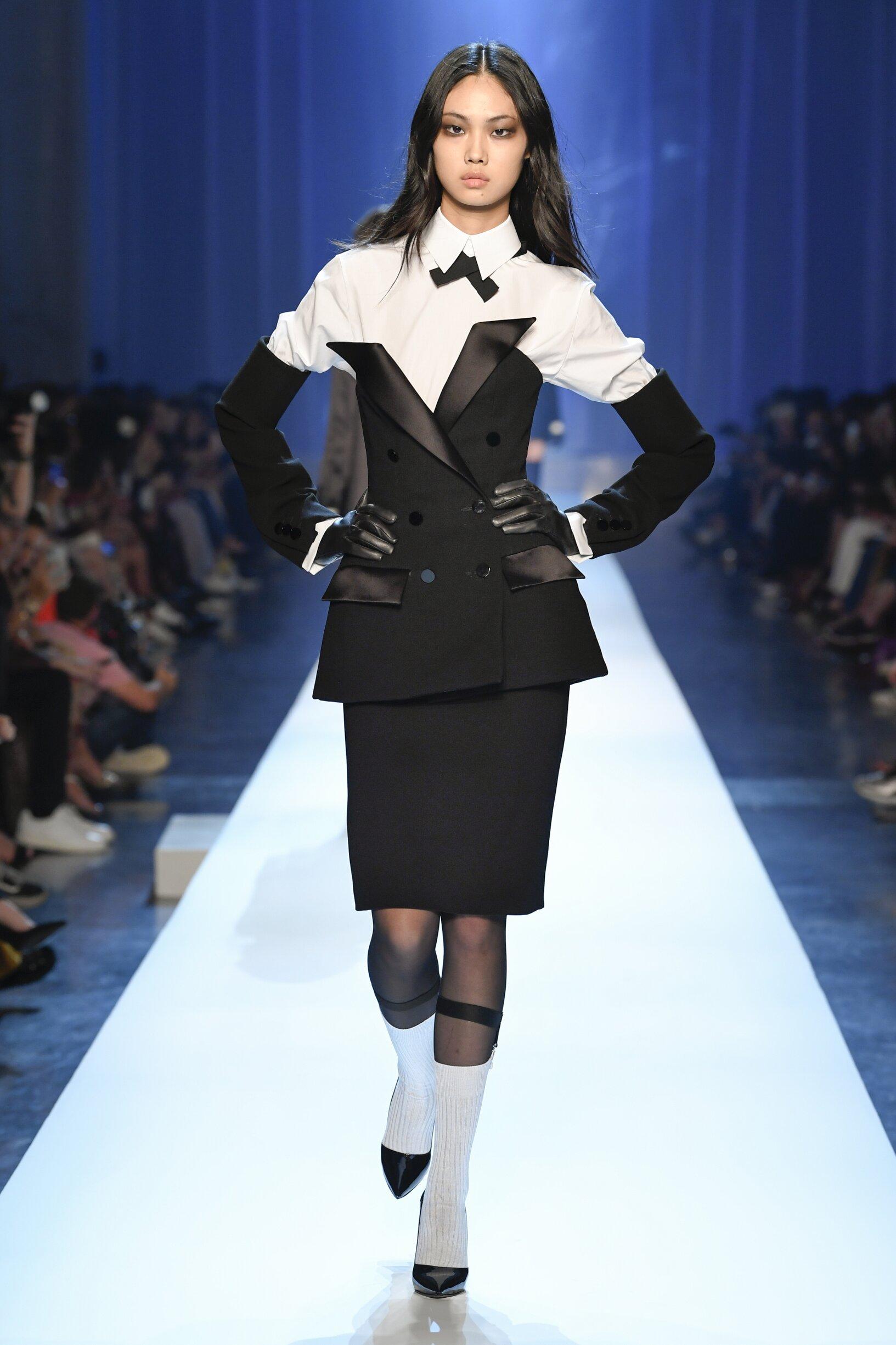 Woman FW 2018 Jean-Paul Gaultier Haute Couture