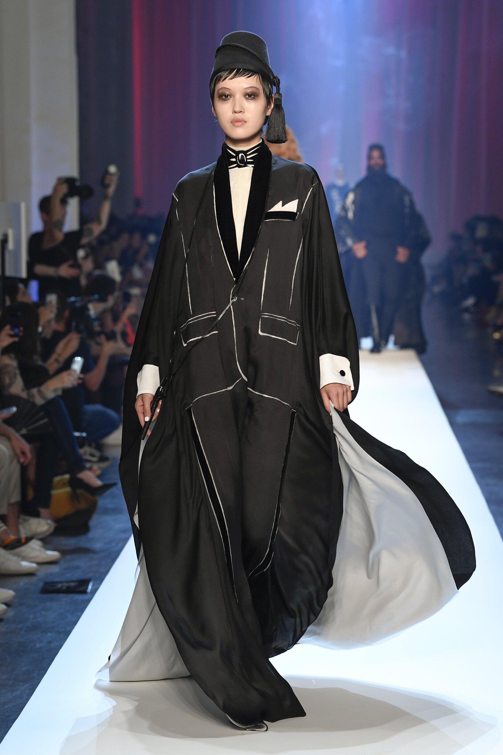 Womenswear Fall Winter Jean-Paul Gaultier Haute Couture 2018 Trends