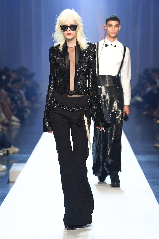 Womenswear Fall Winter Jean-Paul Gaultier Haute Couture 2018
