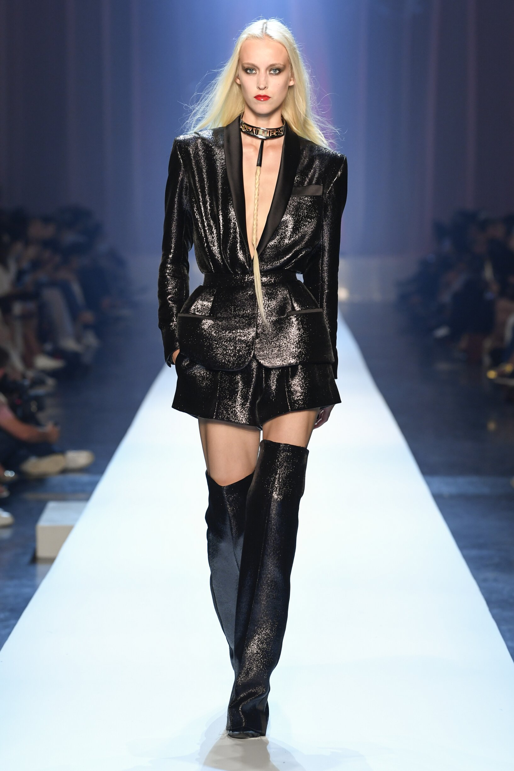 Womenswear Winter Jean-Paul Gaultier Haute Couture 2018