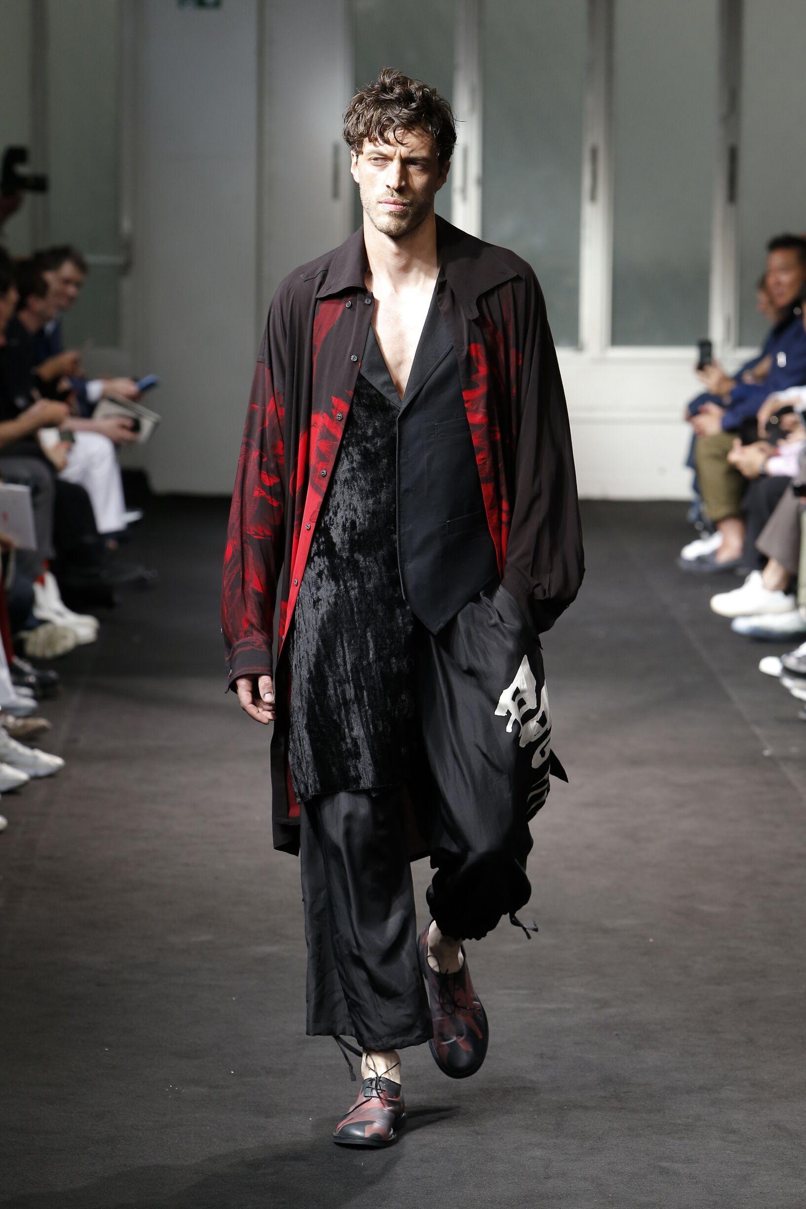 Yohji Yamamoto 2019