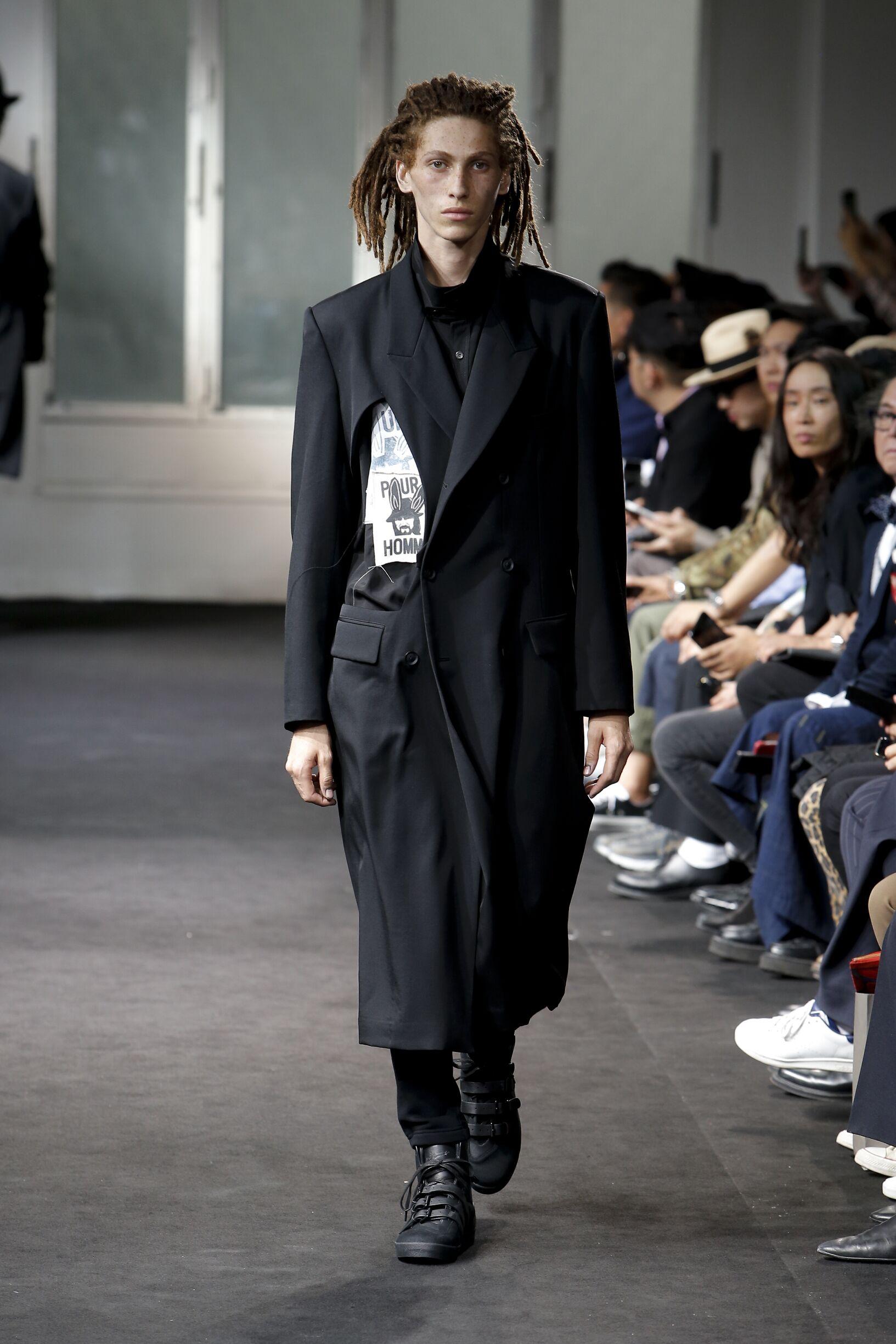 Yohji Yamamoto Man 2019