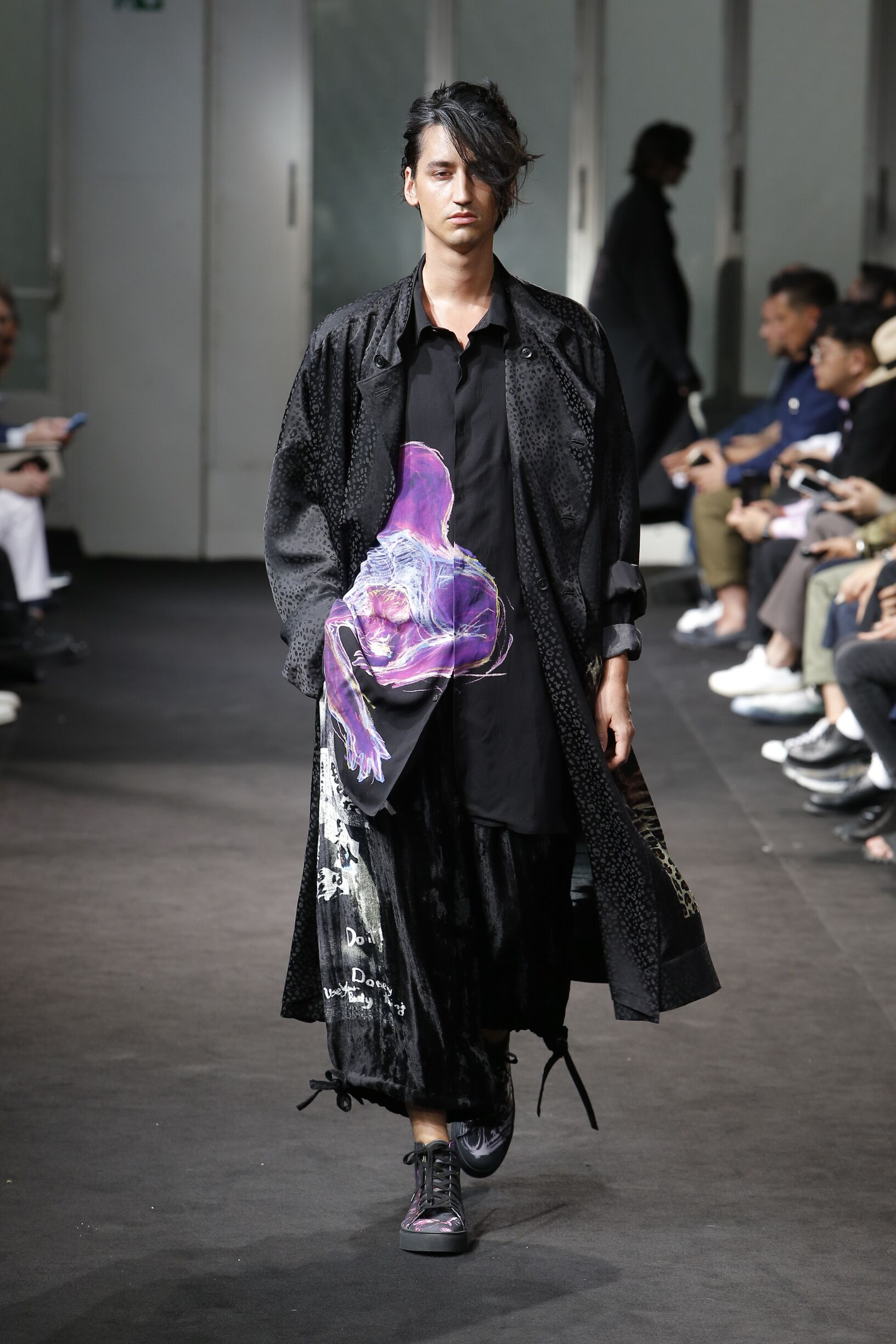 Yohji Yamamoto Man Style
