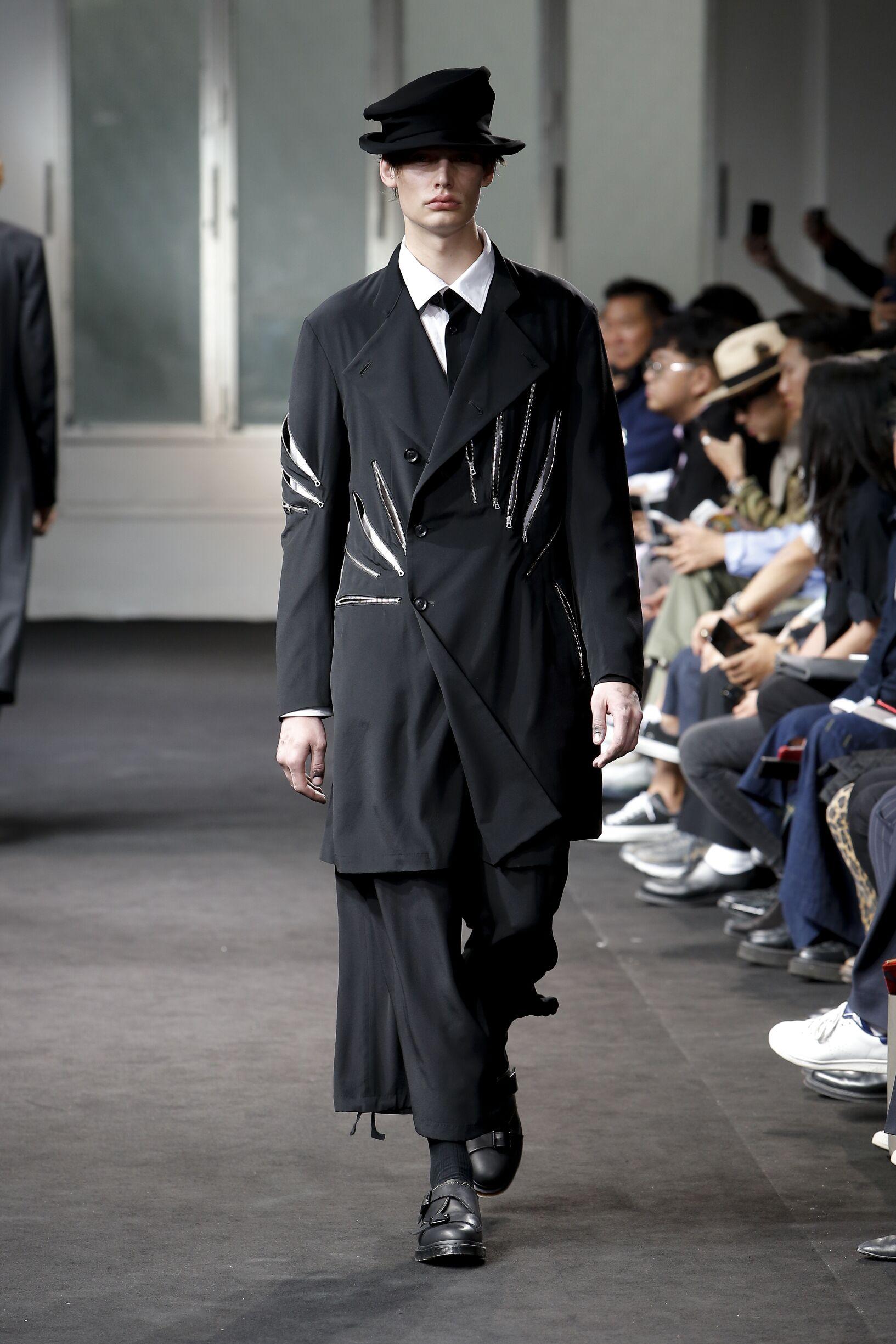 Yohji Yamamoto Style