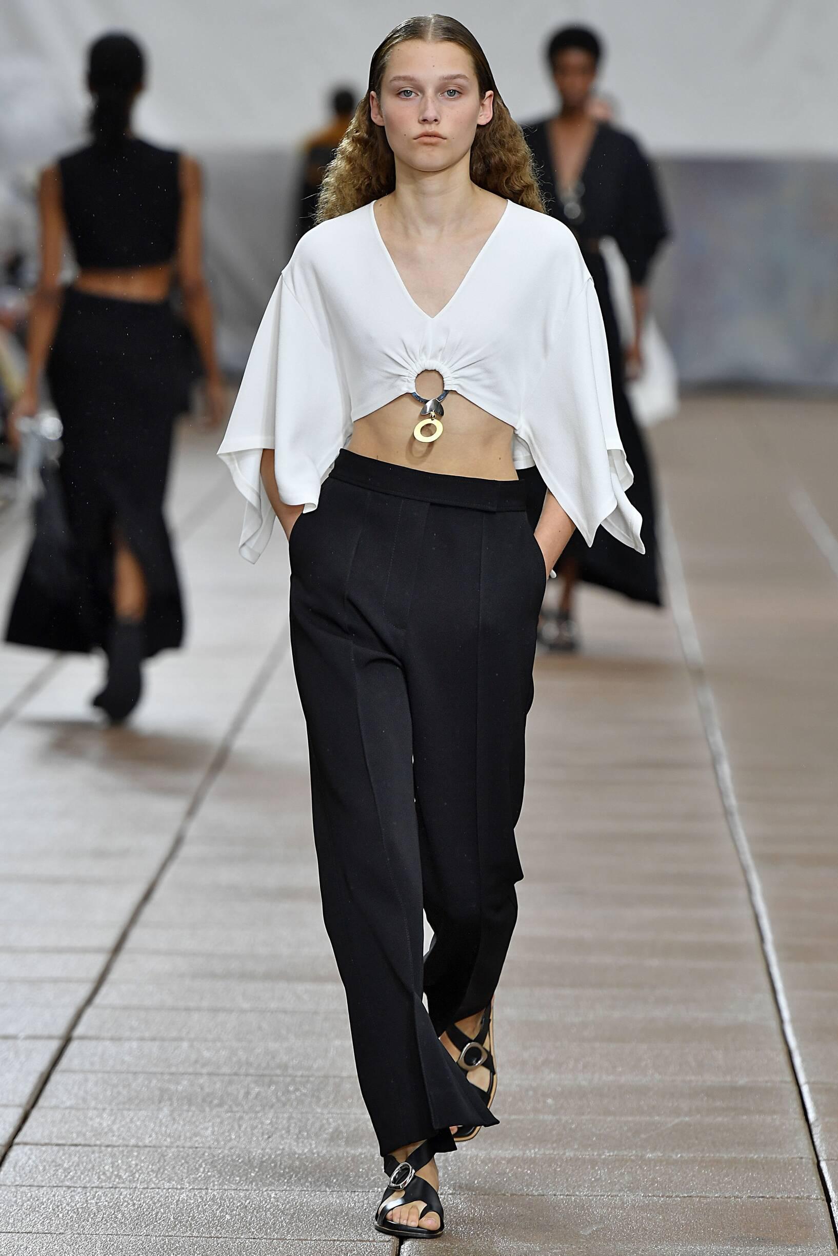 3.1 Phillip Lim Summer 2019 Catwalk