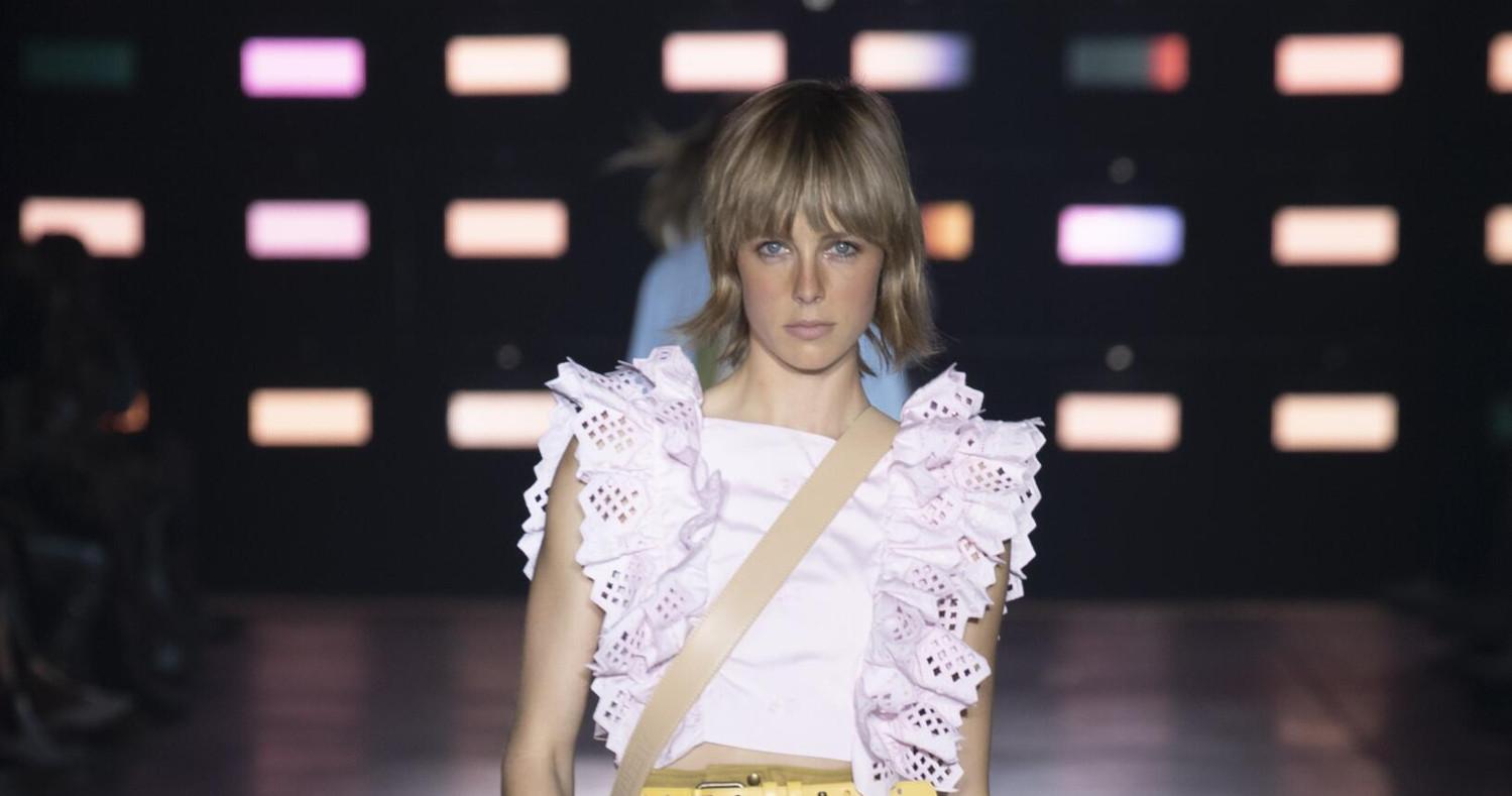 Alberta Ferretti Fashion Show SS 2019 Milan