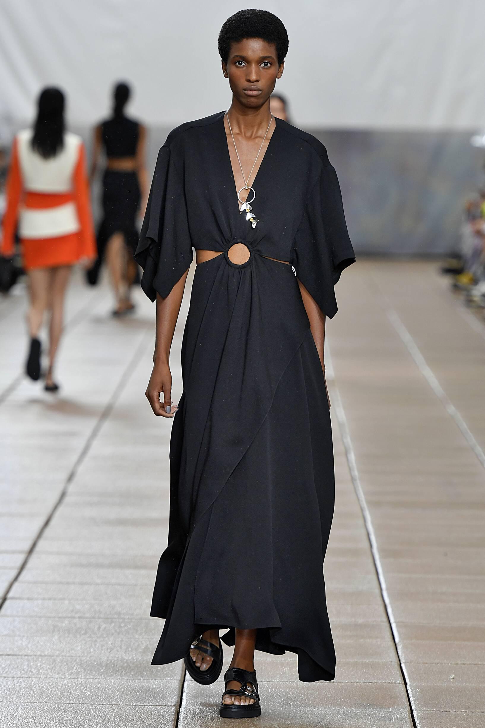 Catwalk 3.1 Phillip Lim Woman Fashion Show Summer 2019