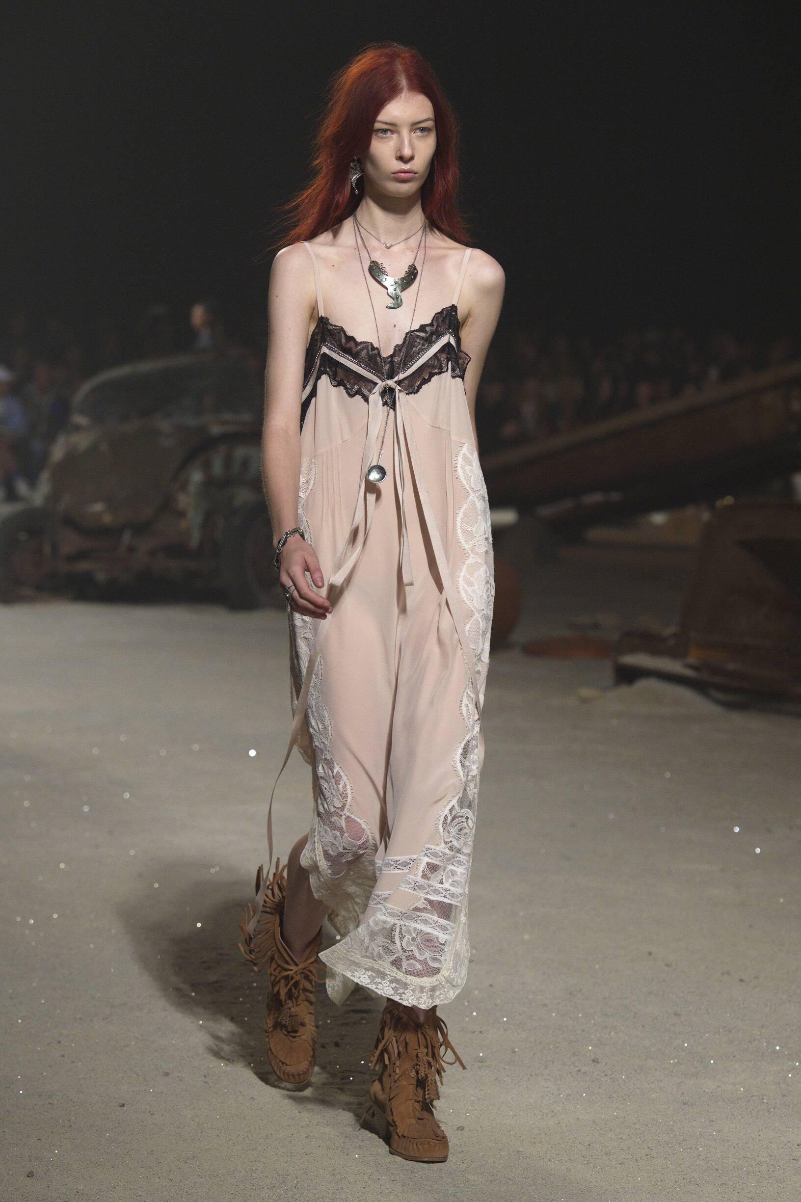 Coach New York Fashion Week Womenswear