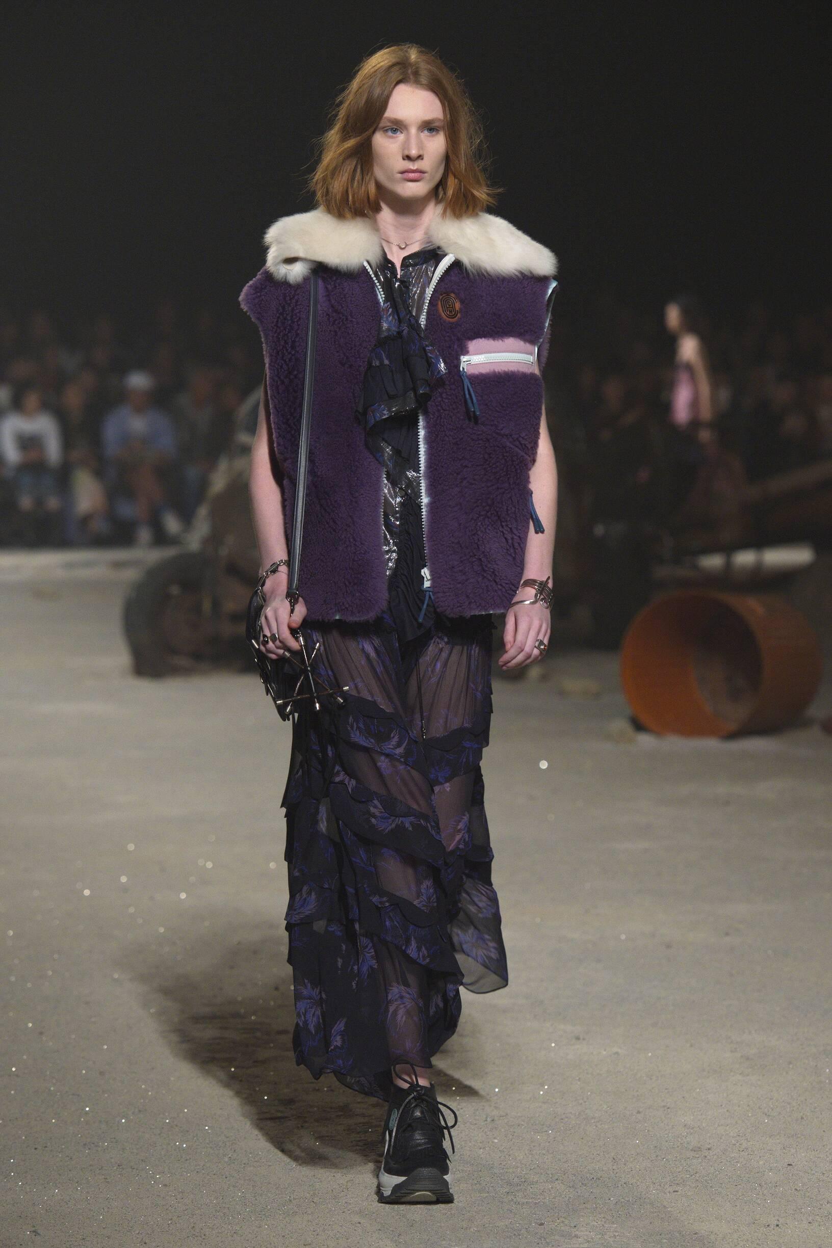 Fashion 2019 Catwalk Coach