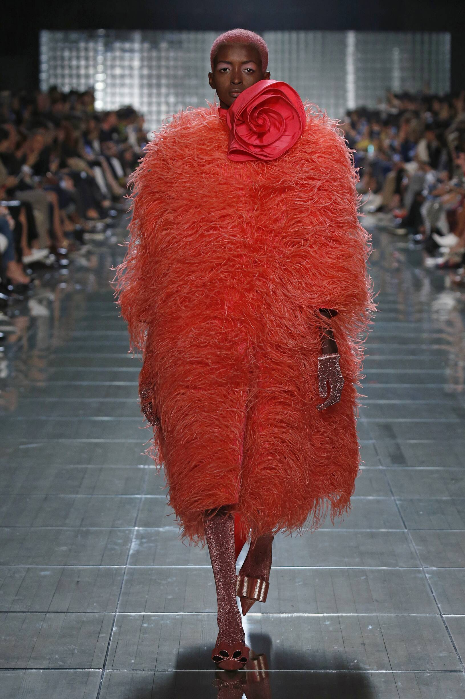 Fashion 2019 Catwalk Marc Jacobs Summer Woman Collection