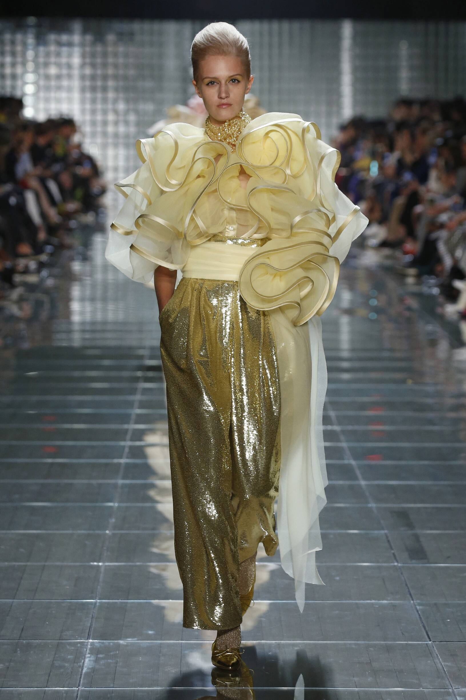 Fashion 2019 Runway Woman Marc Jacobs Summer