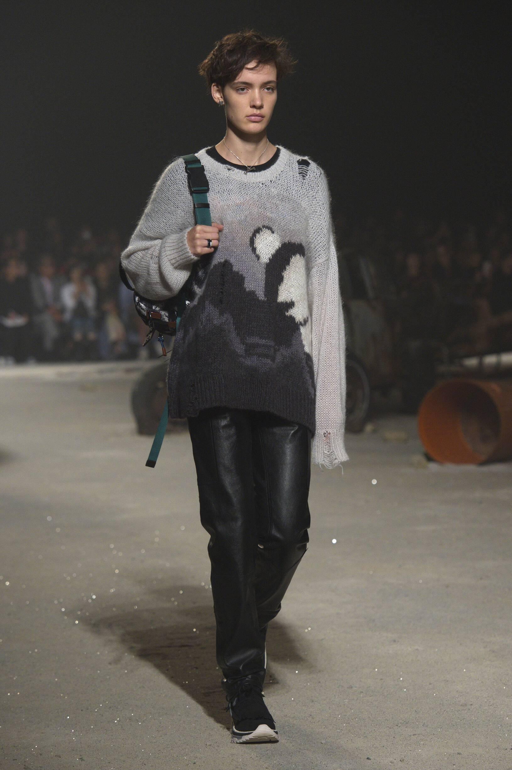 Fashion Model Coach Catwalk