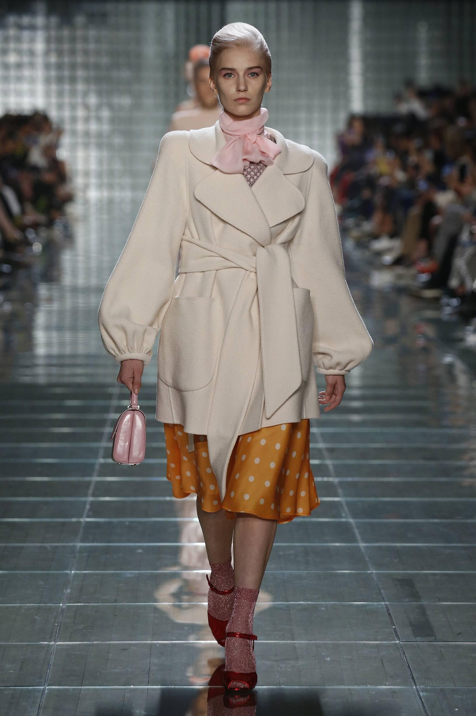 Fashion Woman Model Marc Jacobs Catwalk