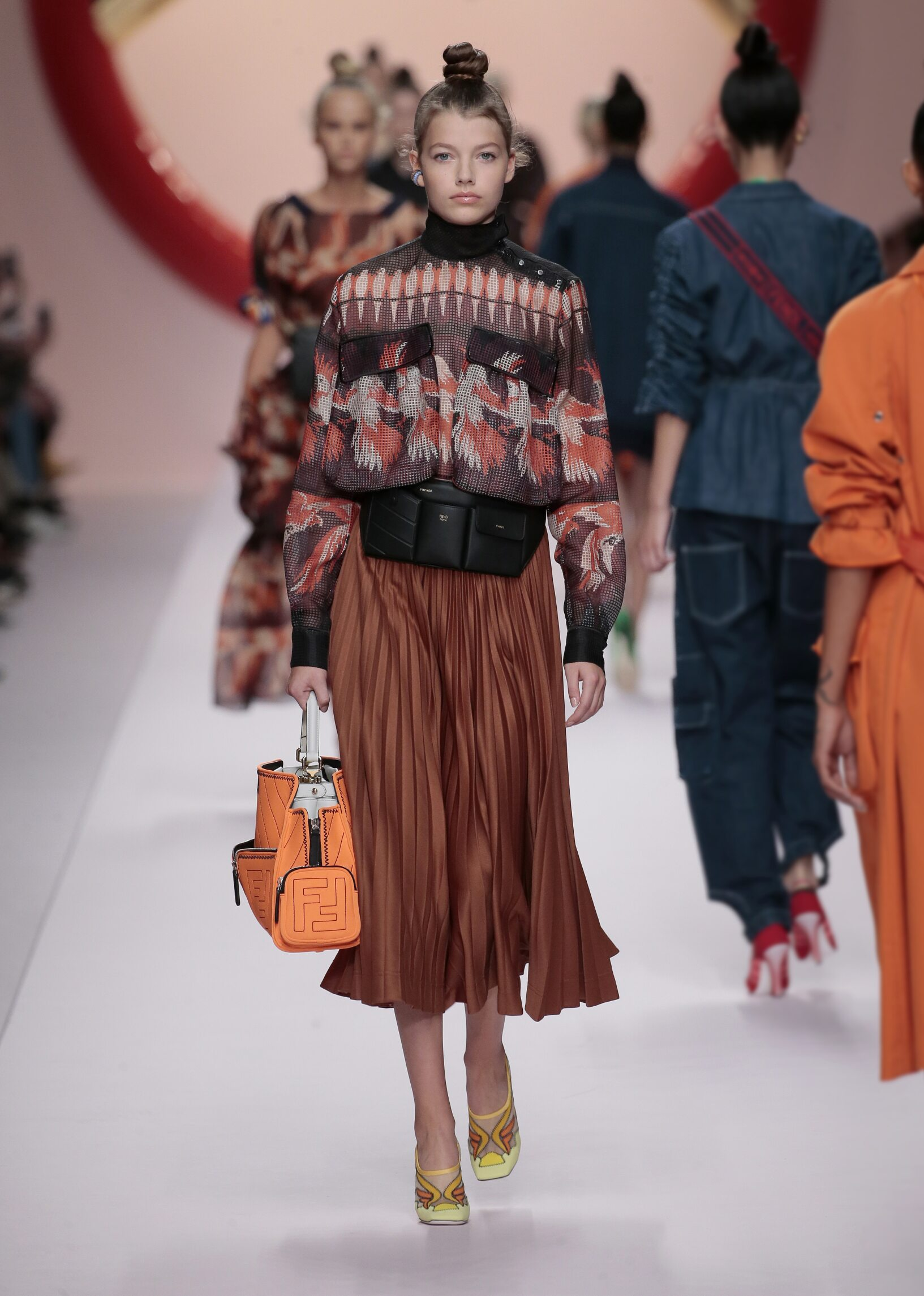 Fendi Milan Fashion Week Womenswear