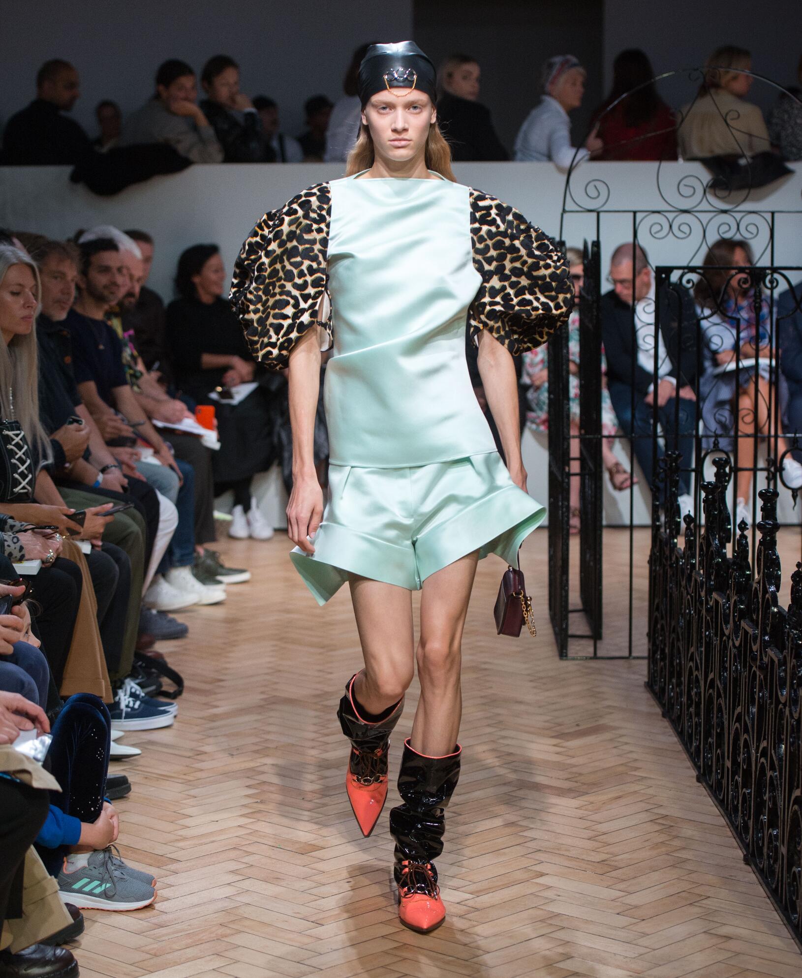 J.W. Anderson London Fashion Week Womenswear
