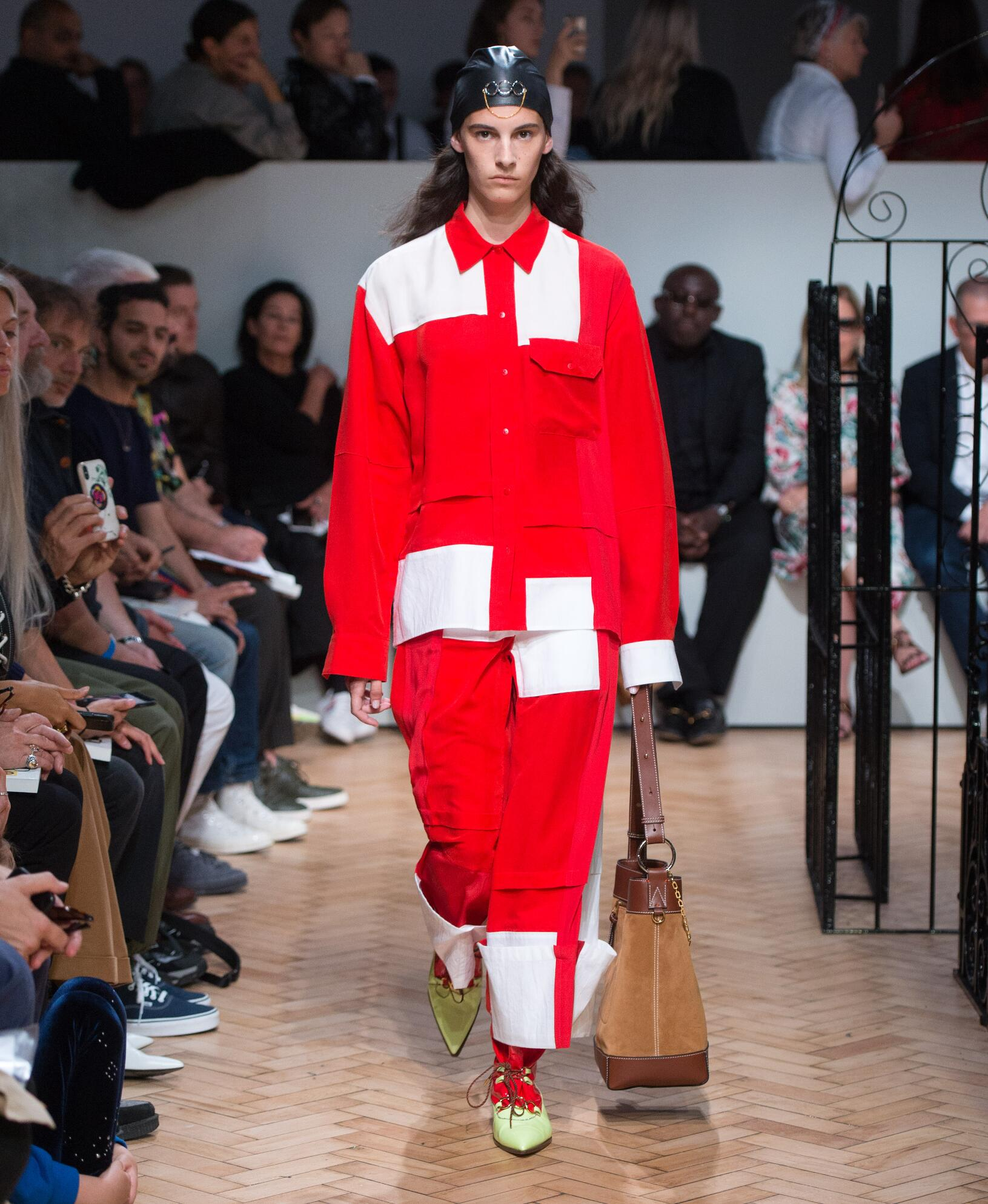 J.W. Anderson Spring Summer 2019 Womens Collection London Fashion Week