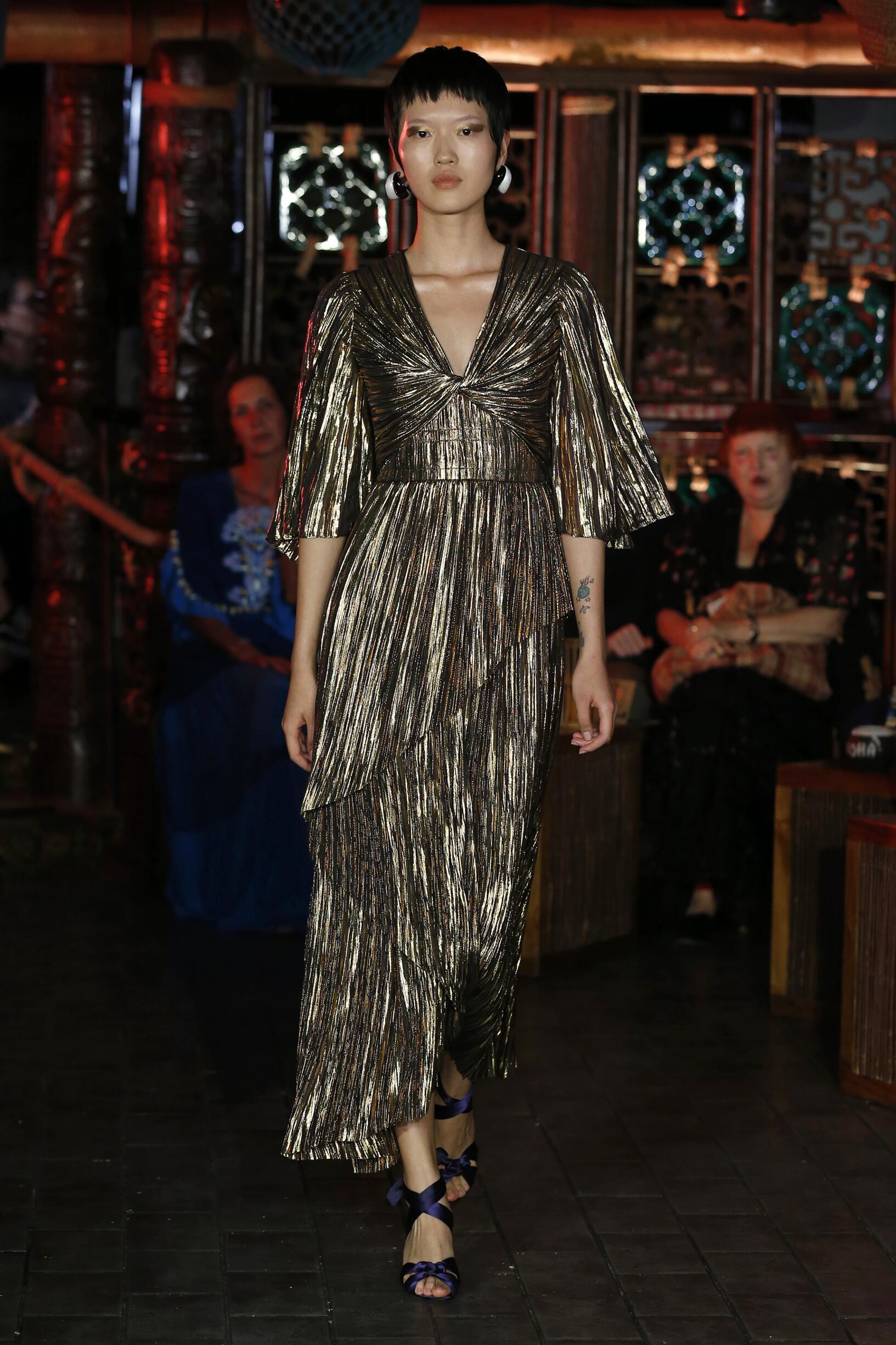 Peter Pilotto London Fashion Week Womenswear