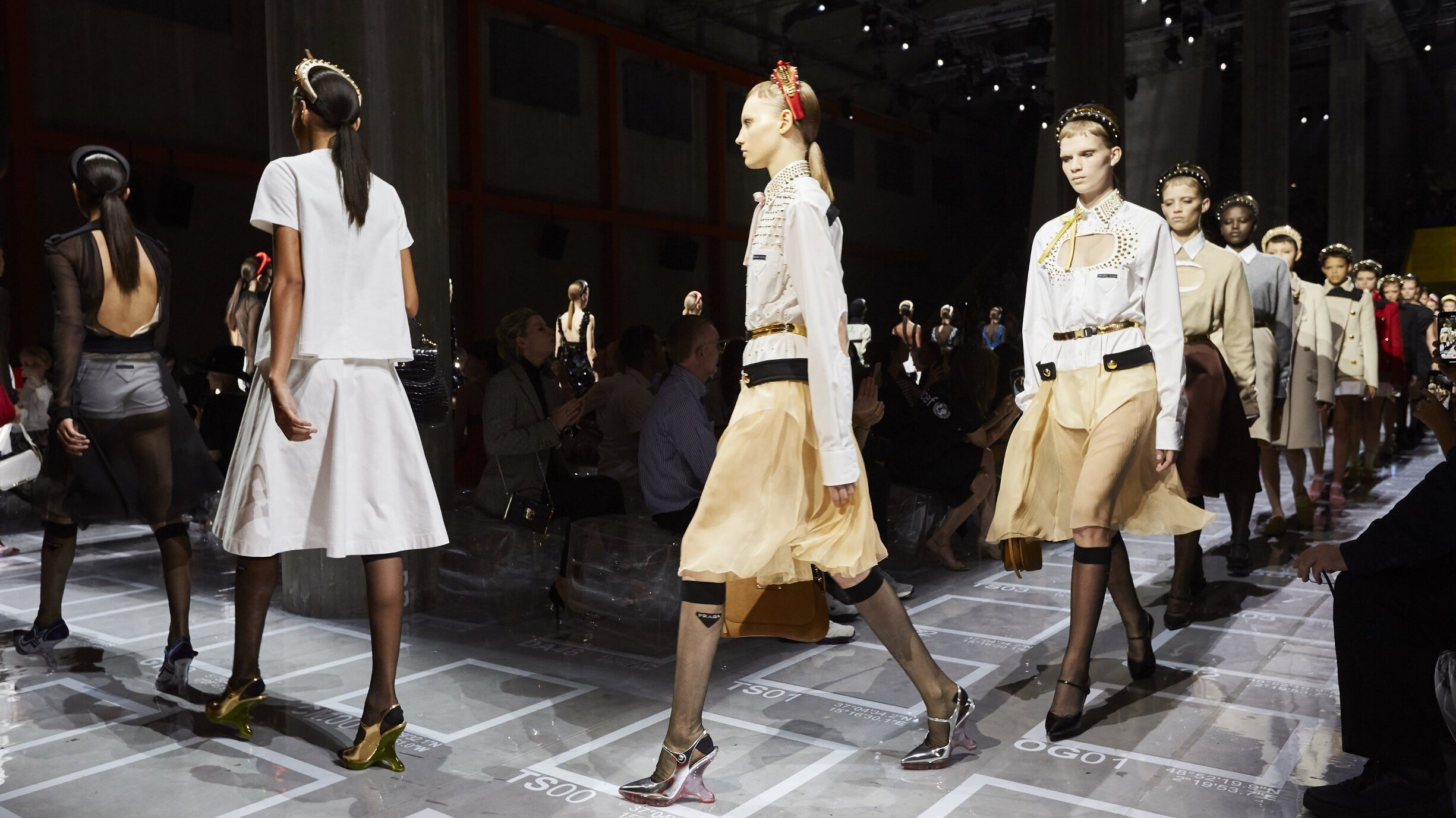 Prada Finale Women's Collection 2019