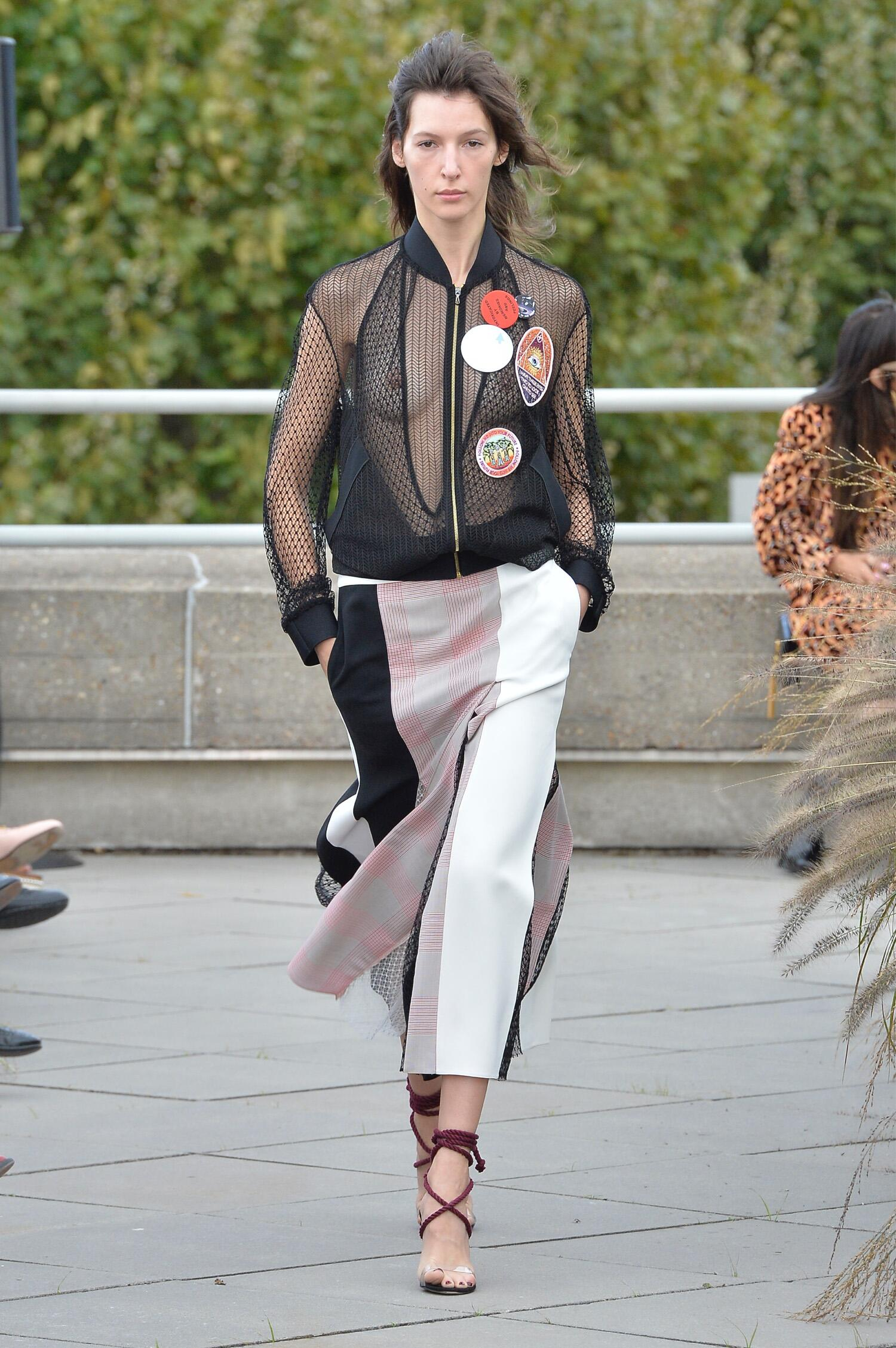 Roland Mouret London Fashion Week