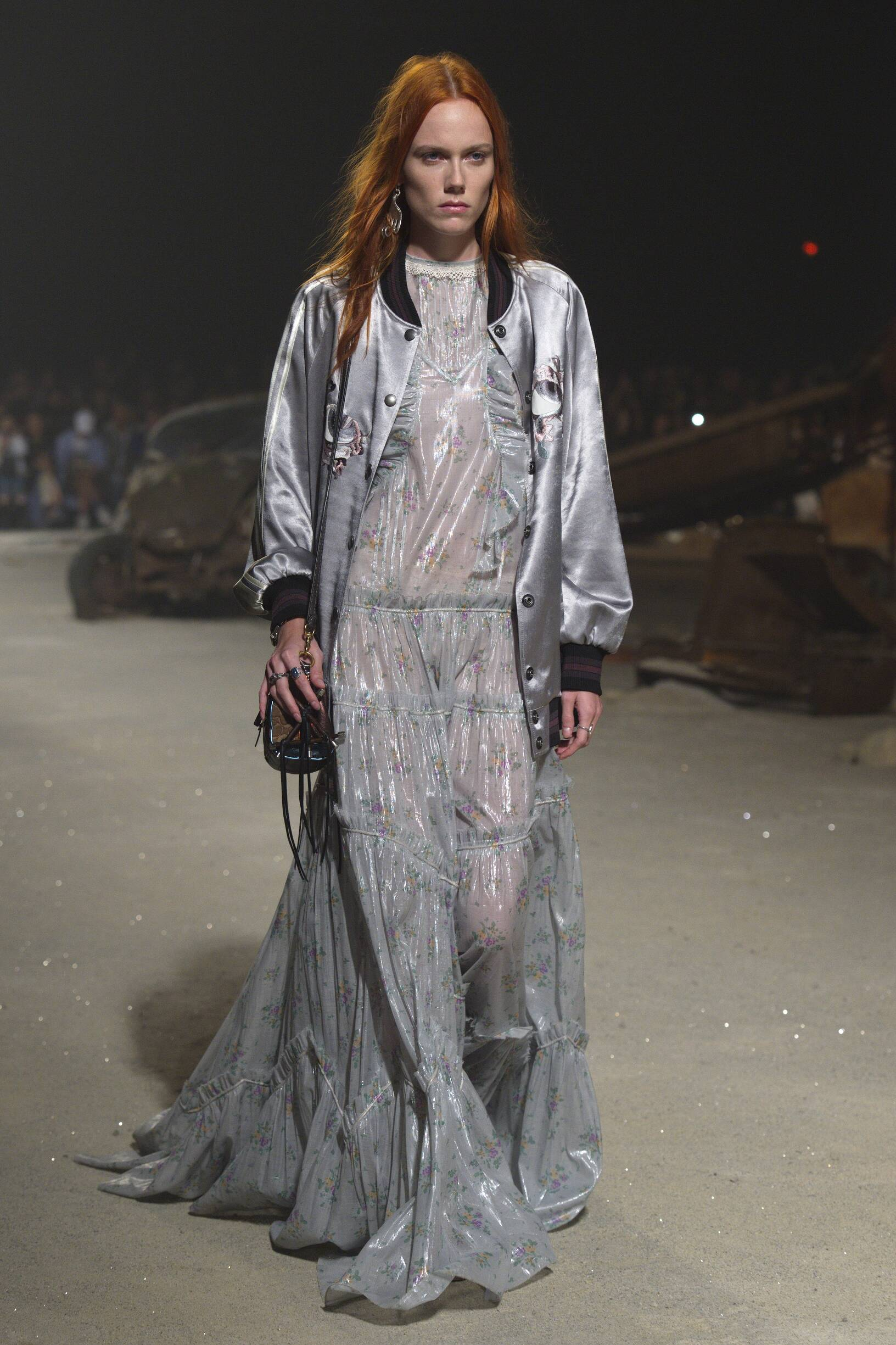 Runway Coach Spring Summer 2019 Women's Collection New York Fashion Week