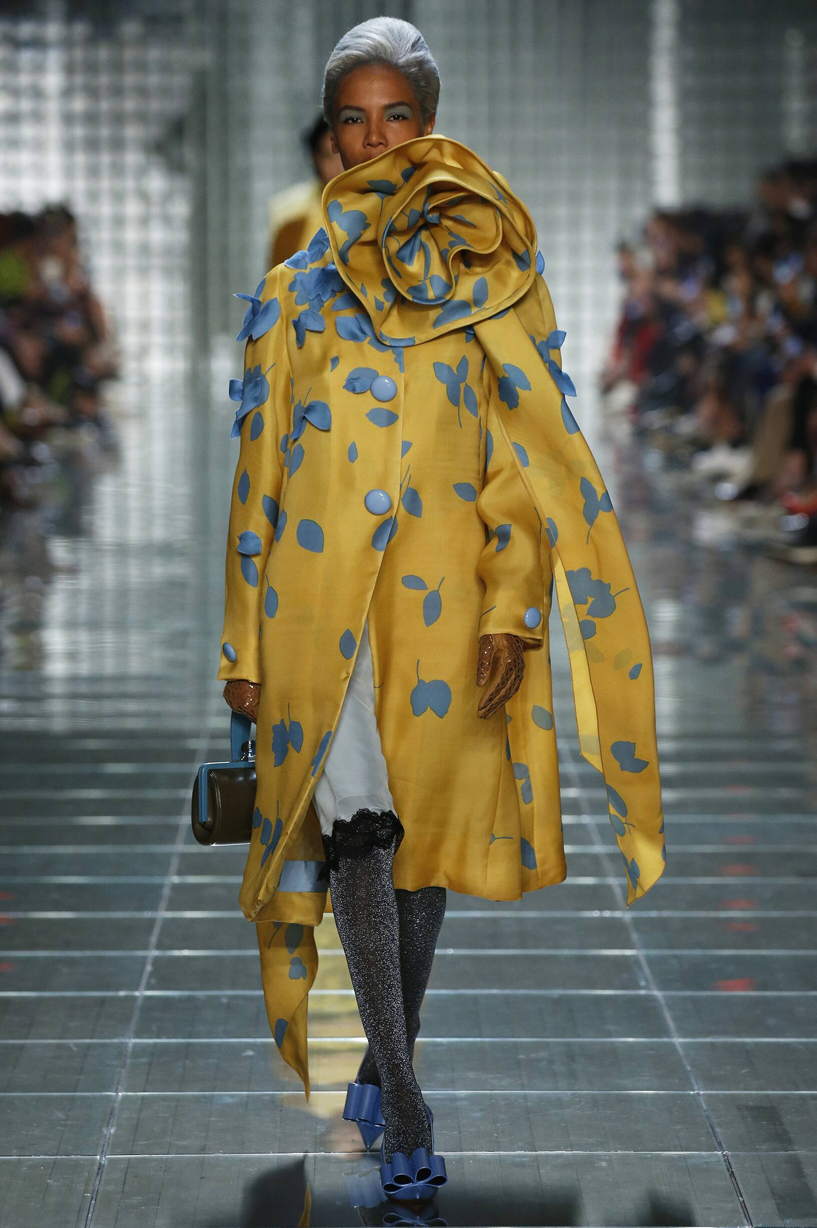 Runway Marc Jacobs Spring Summer 2019 Women's Collection New York Fashion Week