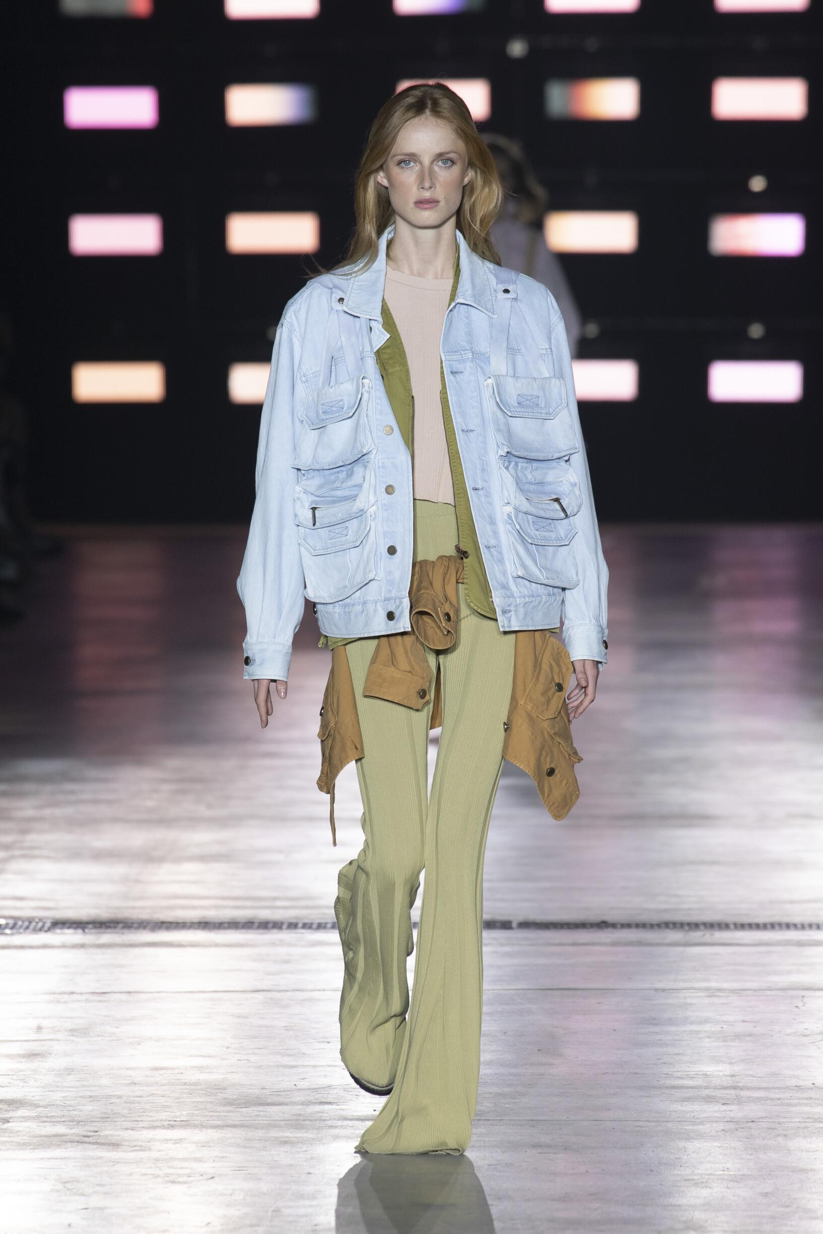 SS 2019 Alberta Ferretti Fashion Show