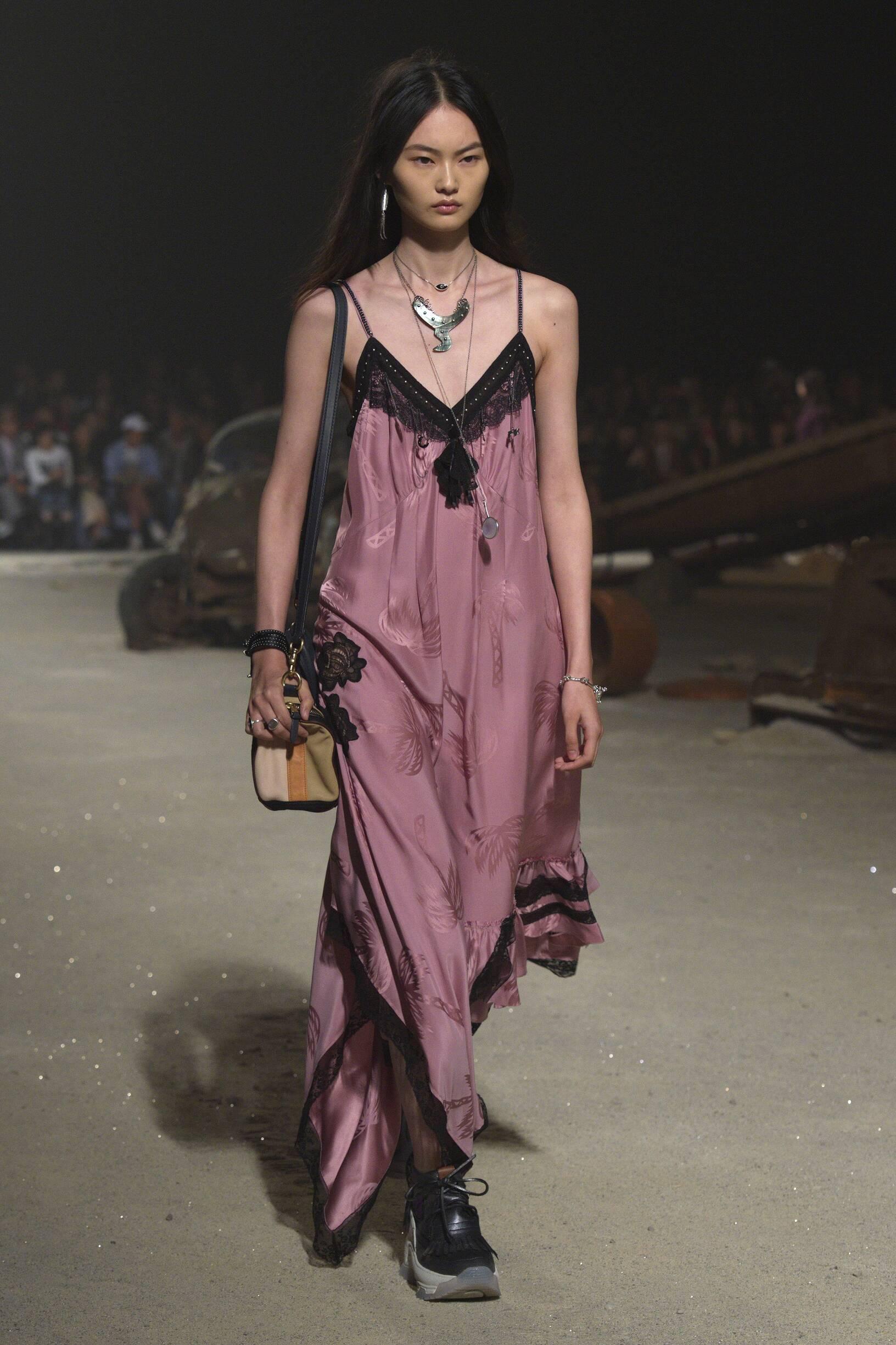 SS 2019 Coach Fashion Show New York Fashion Week