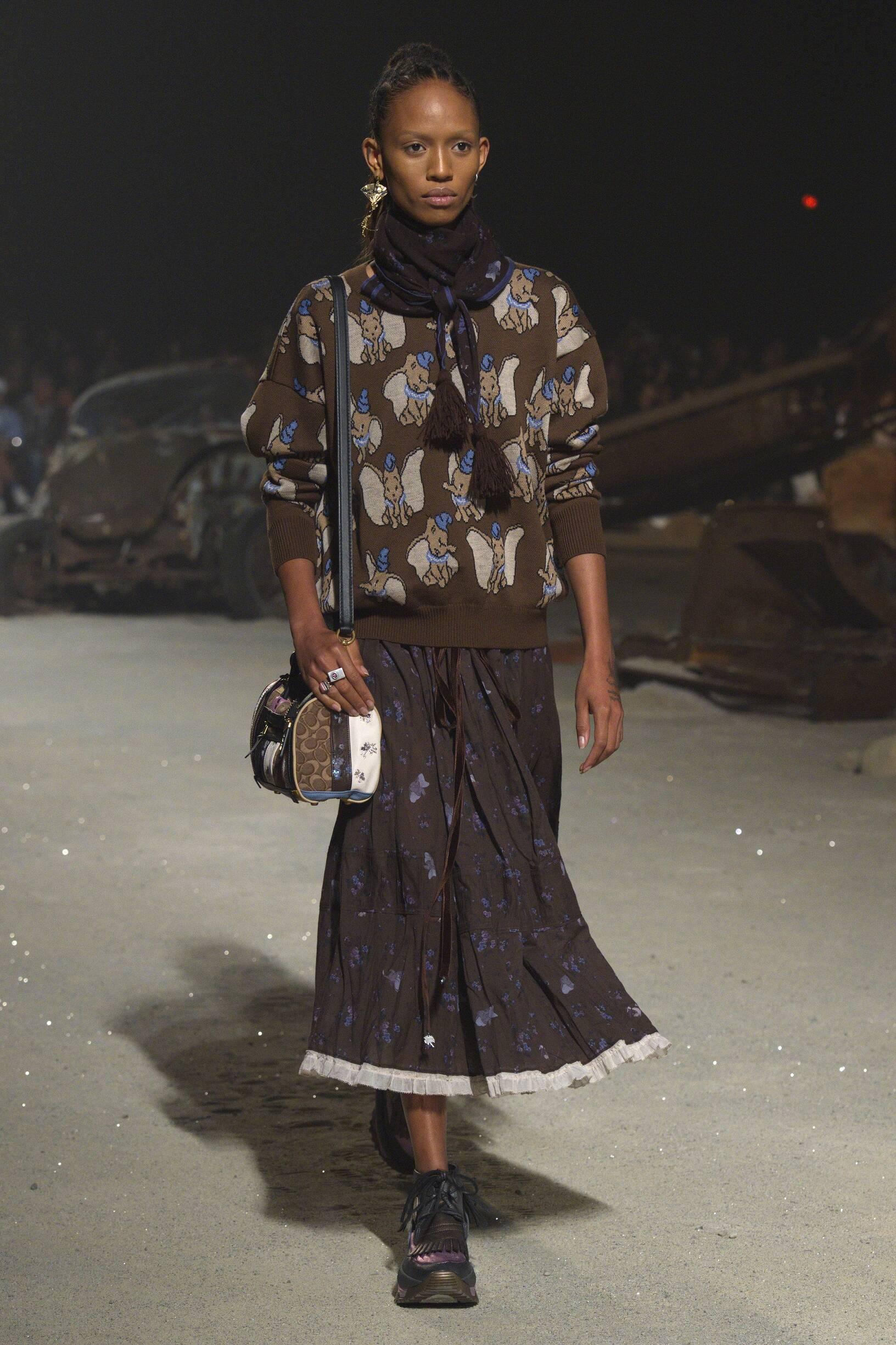 SS 2019 Coach Fashion Show New York