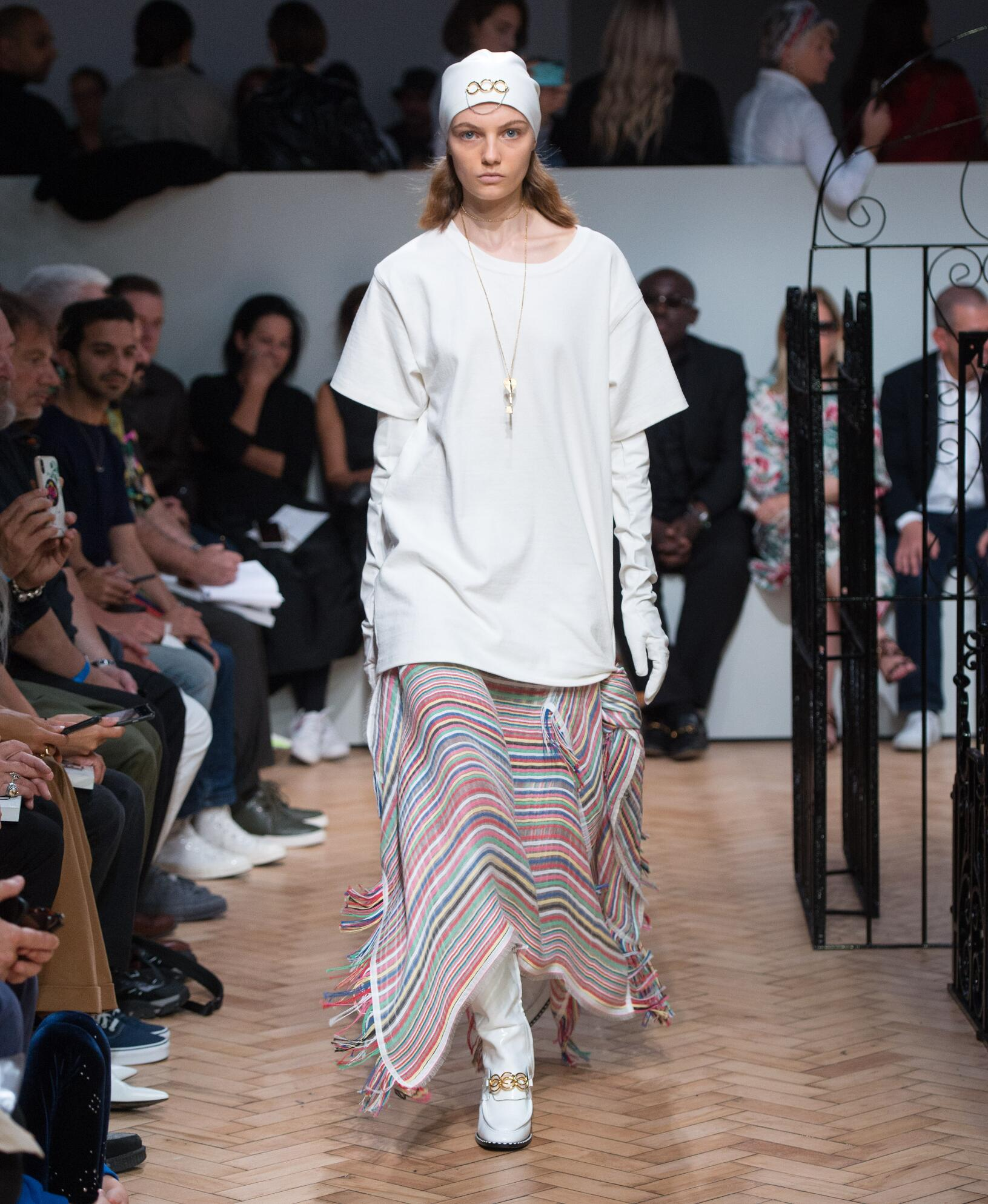 SS 2019 Fashion Show J.W. Anderson