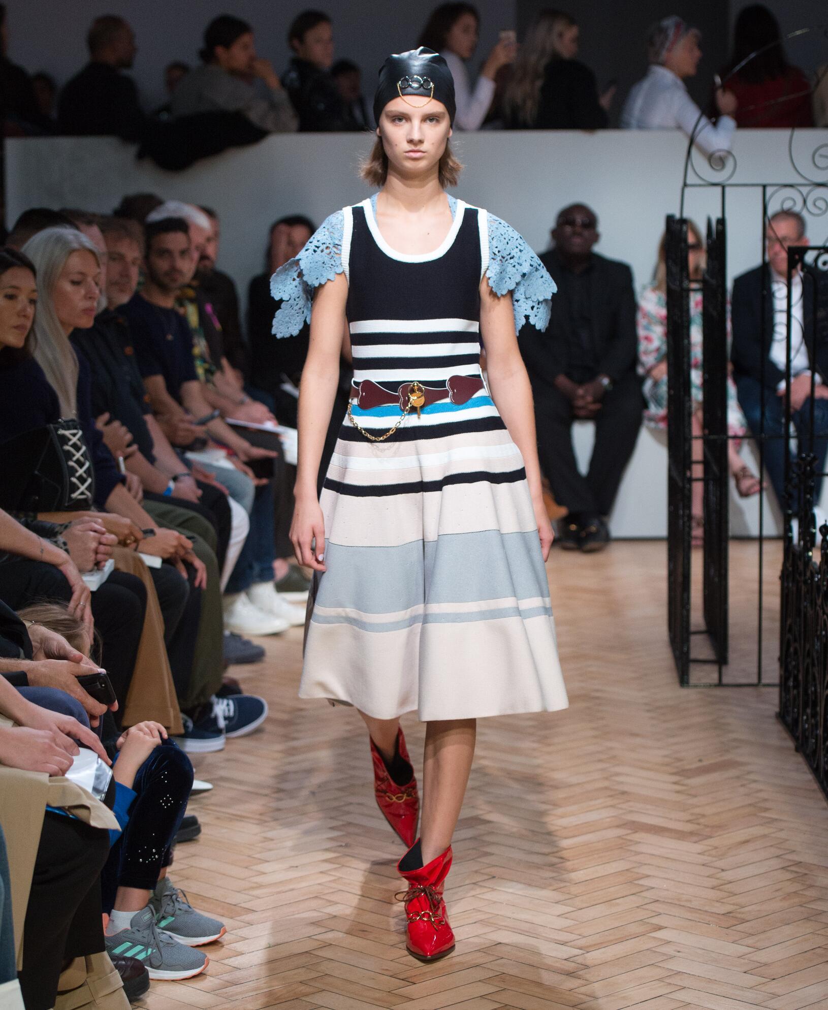 SS 2019 J.W. Anderson Fashion Show London
