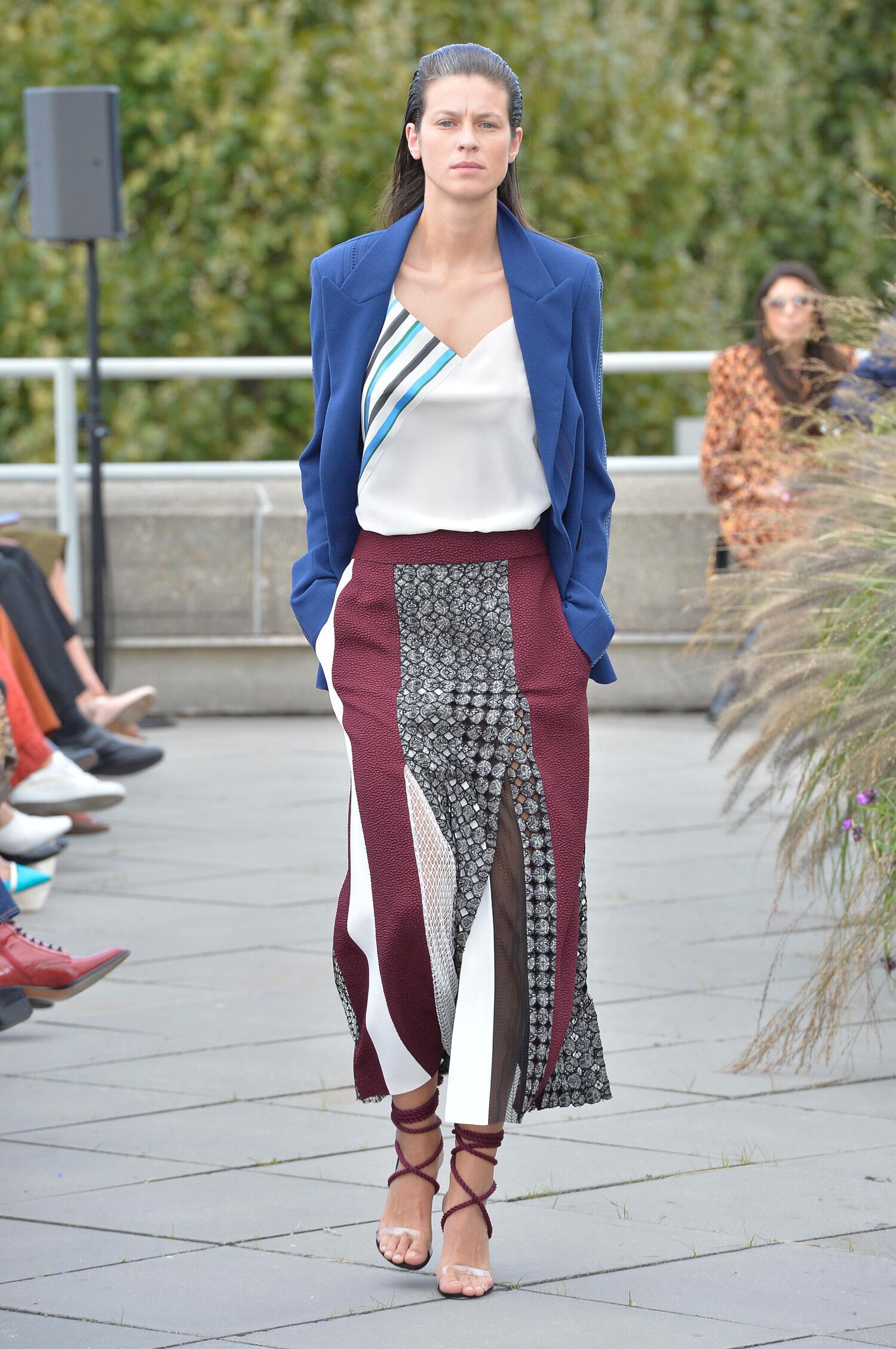 SS 2019 Roland Mouret Fashion Show London