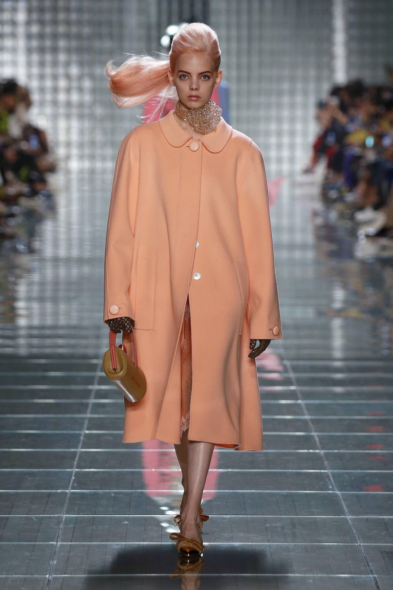Spring Summer 2019 Woman New York Marc Jacobs Collection
