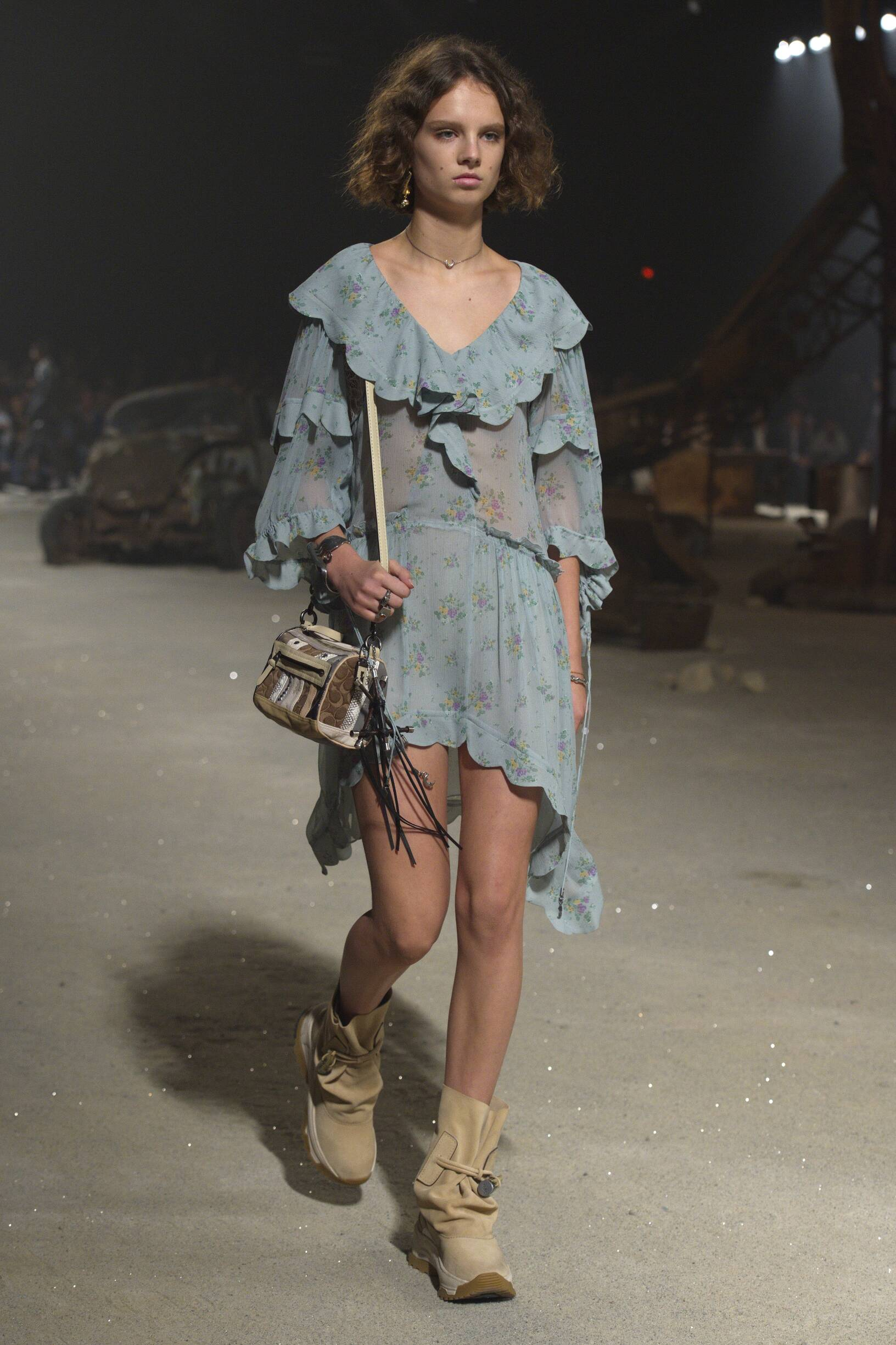COACH SPRING SUMMER 2019 WOMEN'S COLLECTION | The Skinny Beep