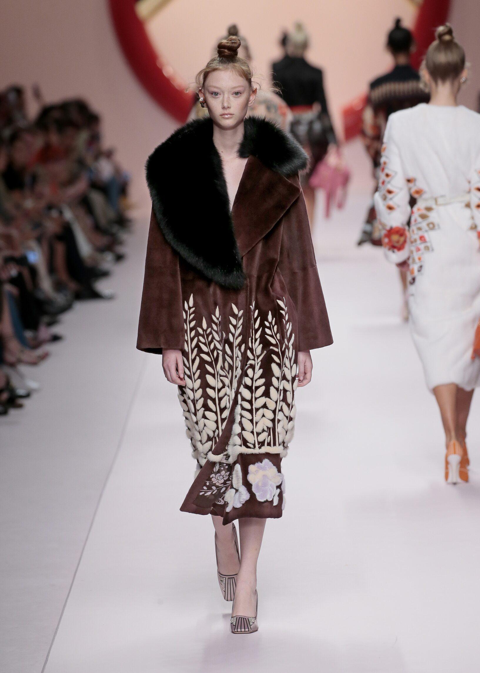 Womenswear SS Fendi 2019