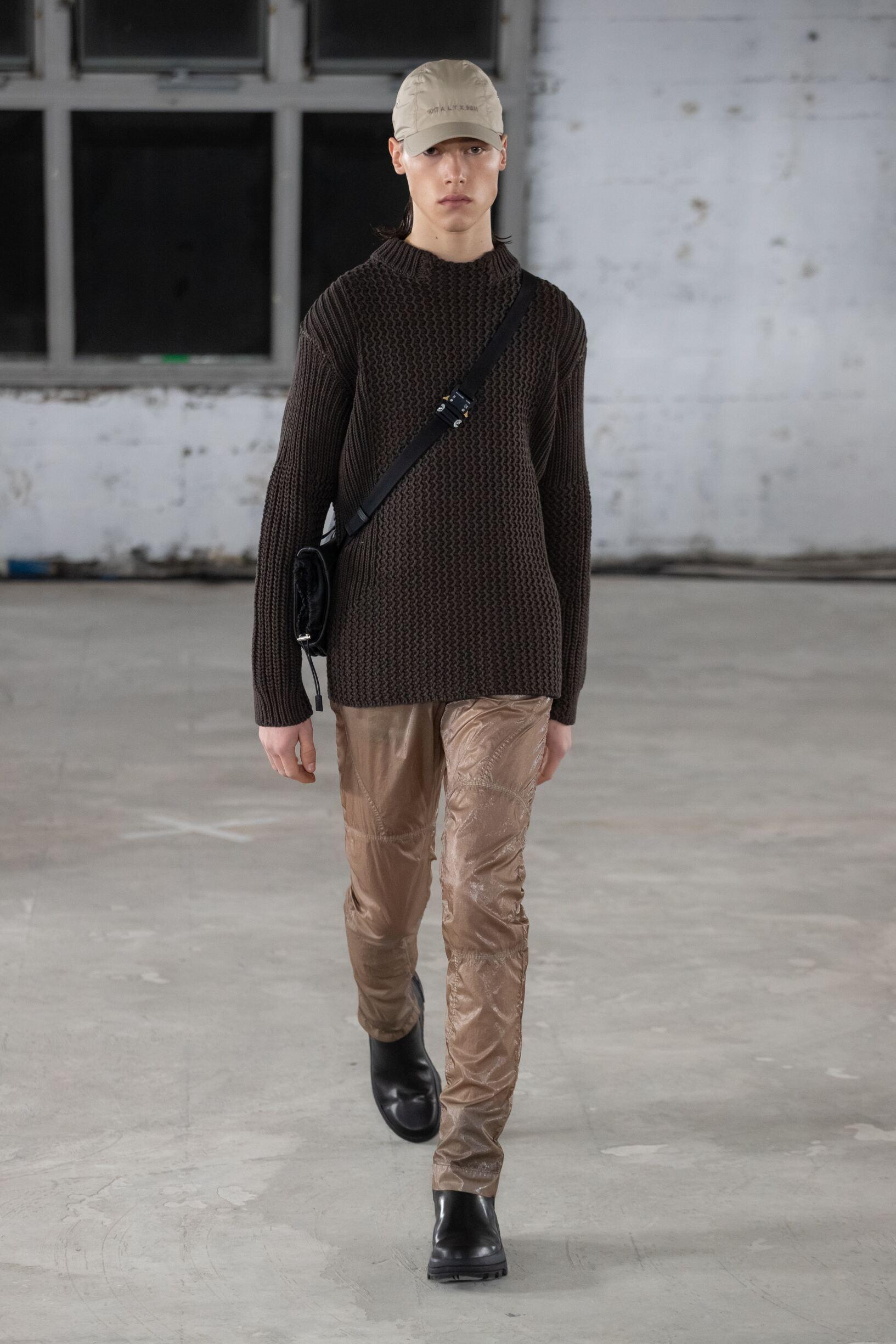 2019 Catwalk ALYX Man Fashion Show Winter