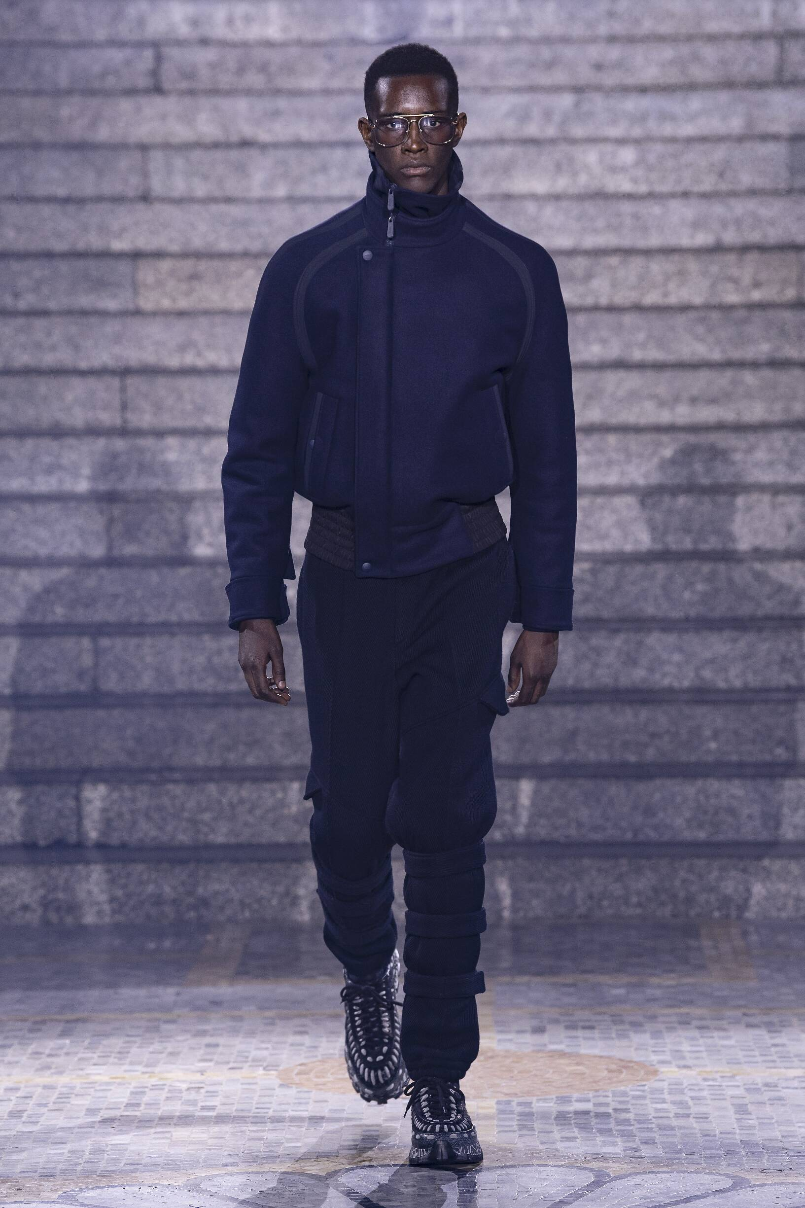 2019 Catwalk Ermenegildo Zegna Man Fashion Show Winter