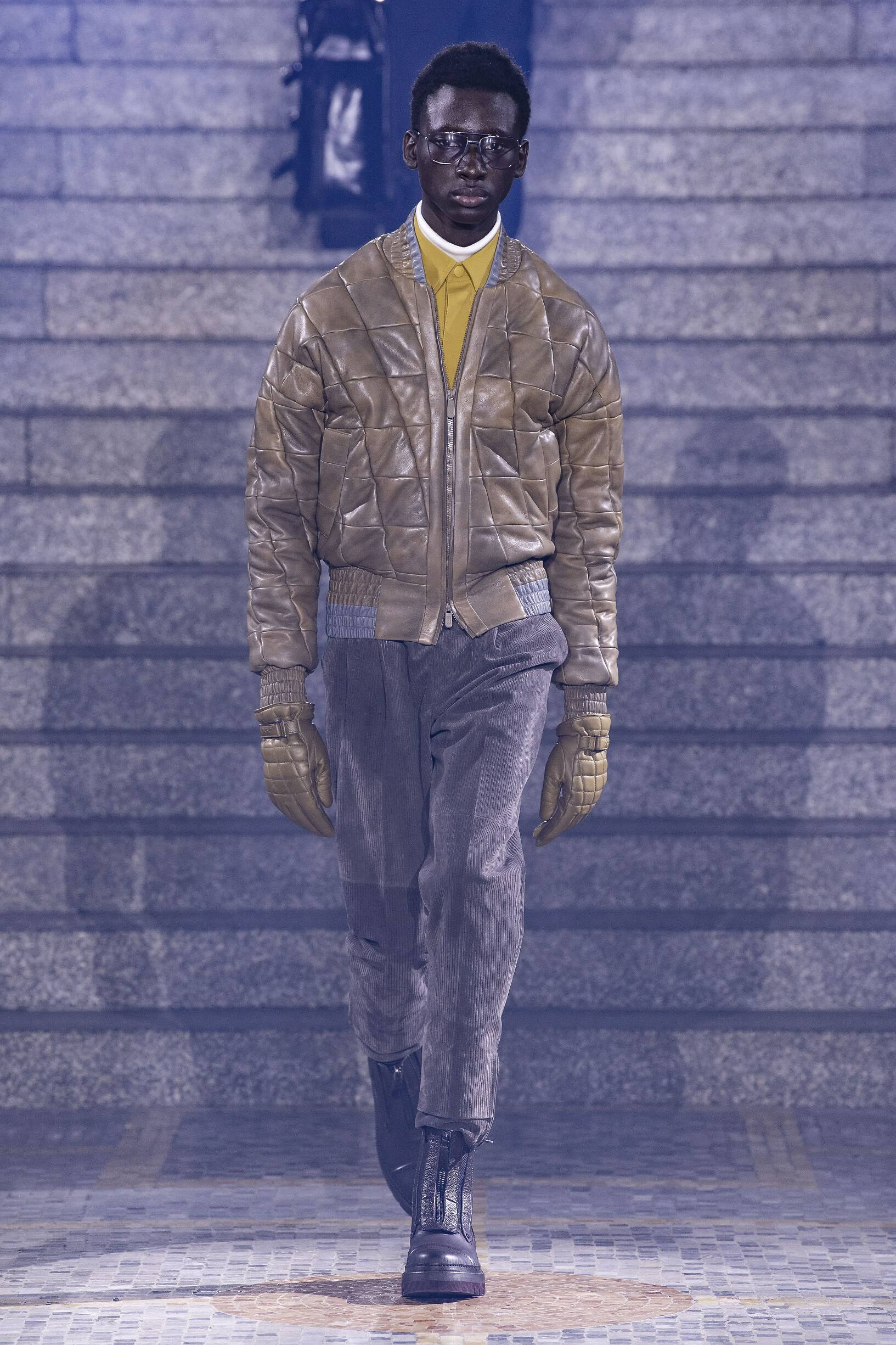 2019 Catwalk Ermenegildo Zegna Winter