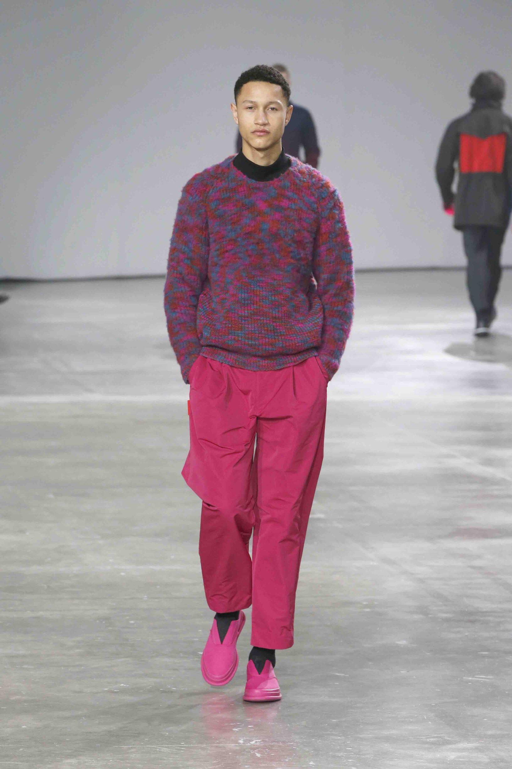 2019 Catwalk Issey Miyake Man Fashion Show Winter