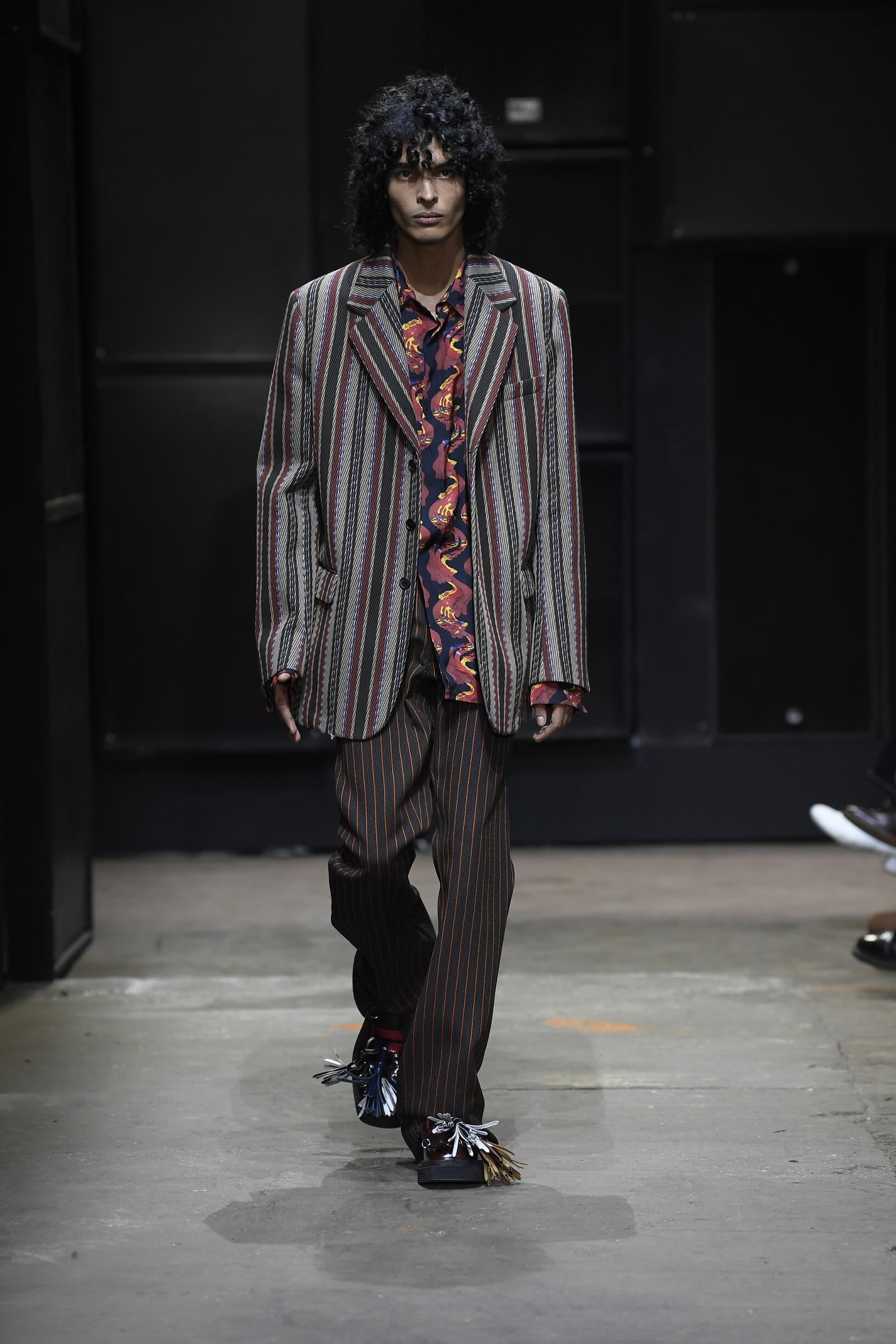 2019 Catwalk Marni Winter