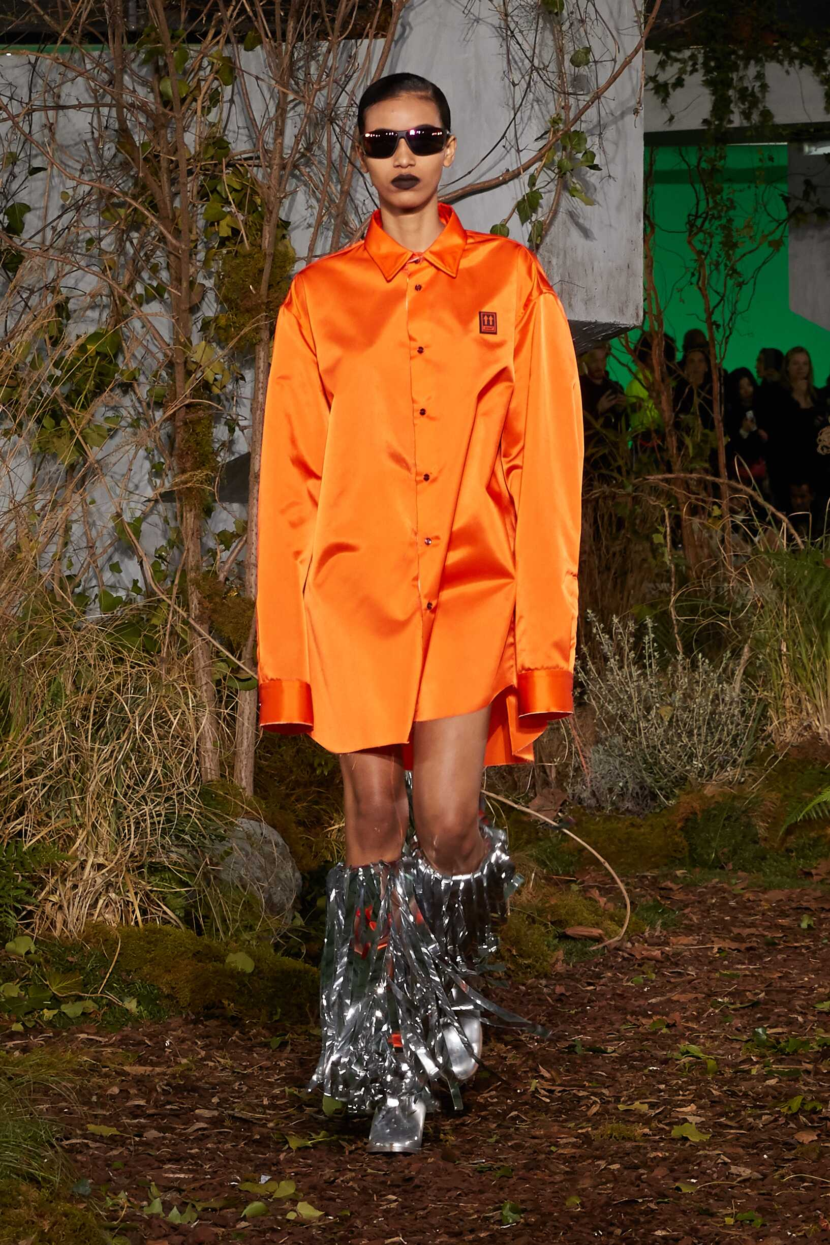 2019 Catwalk Off White c/o Virgil Abloh Woman Winter