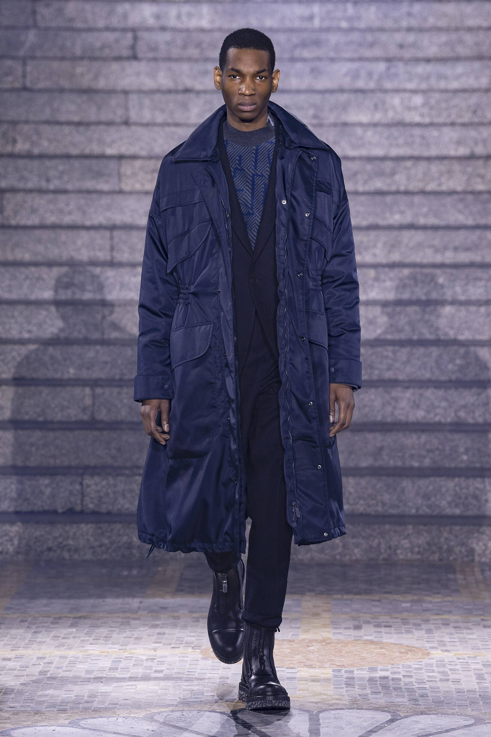 2019 Ermenegildo Zegna Winter Catwalk