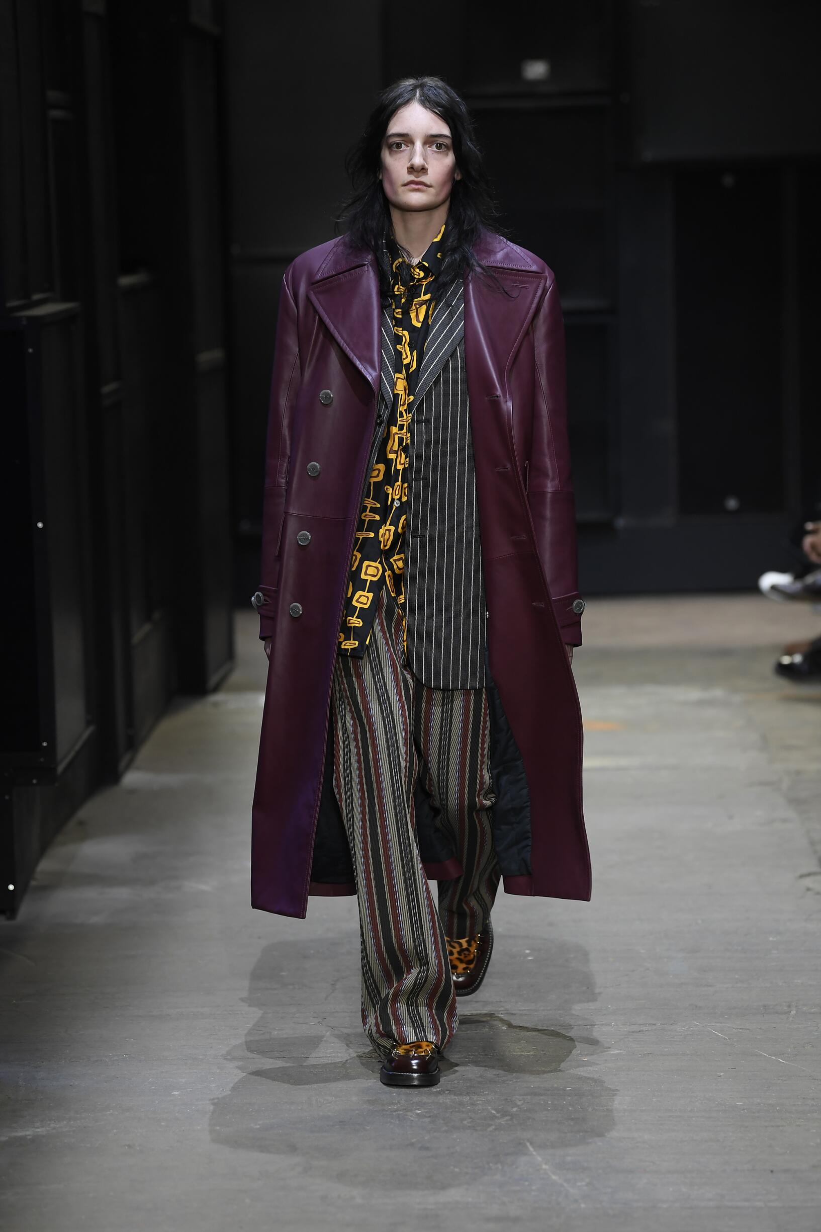 2019 Marni Fall Catwalk